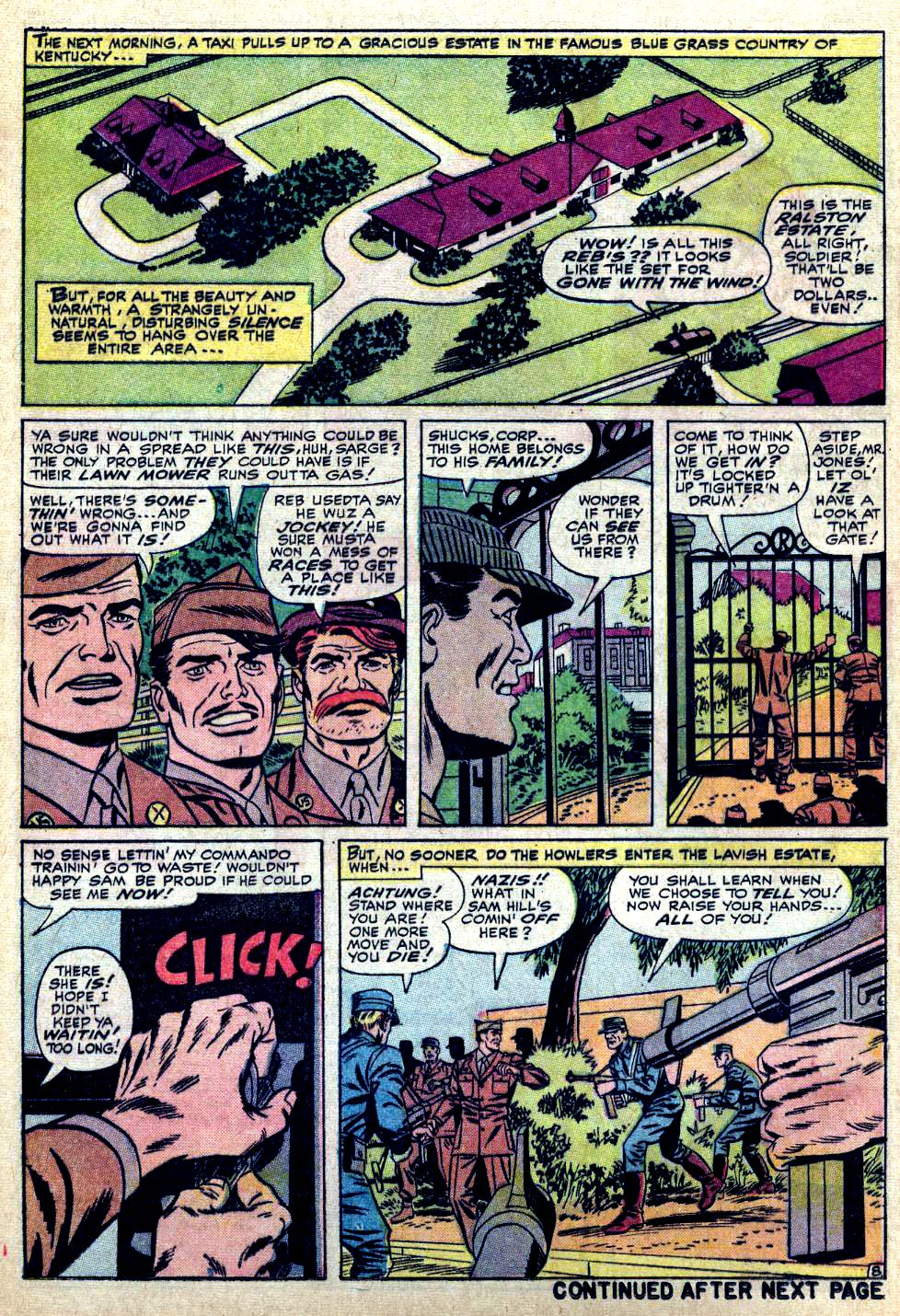 Read online Sgt. Fury comic -  Issue #24 - 12