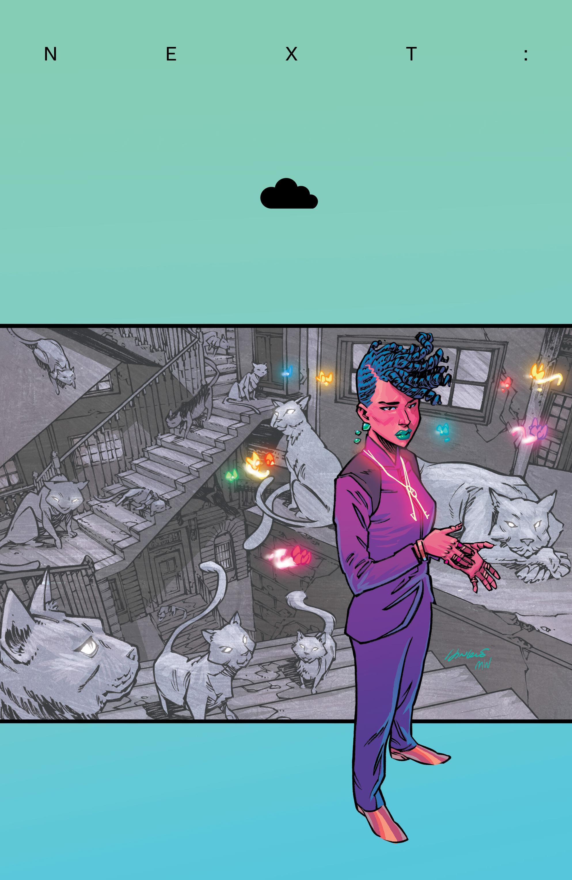 Read online Black Cloud comic -  Issue #3 - 29