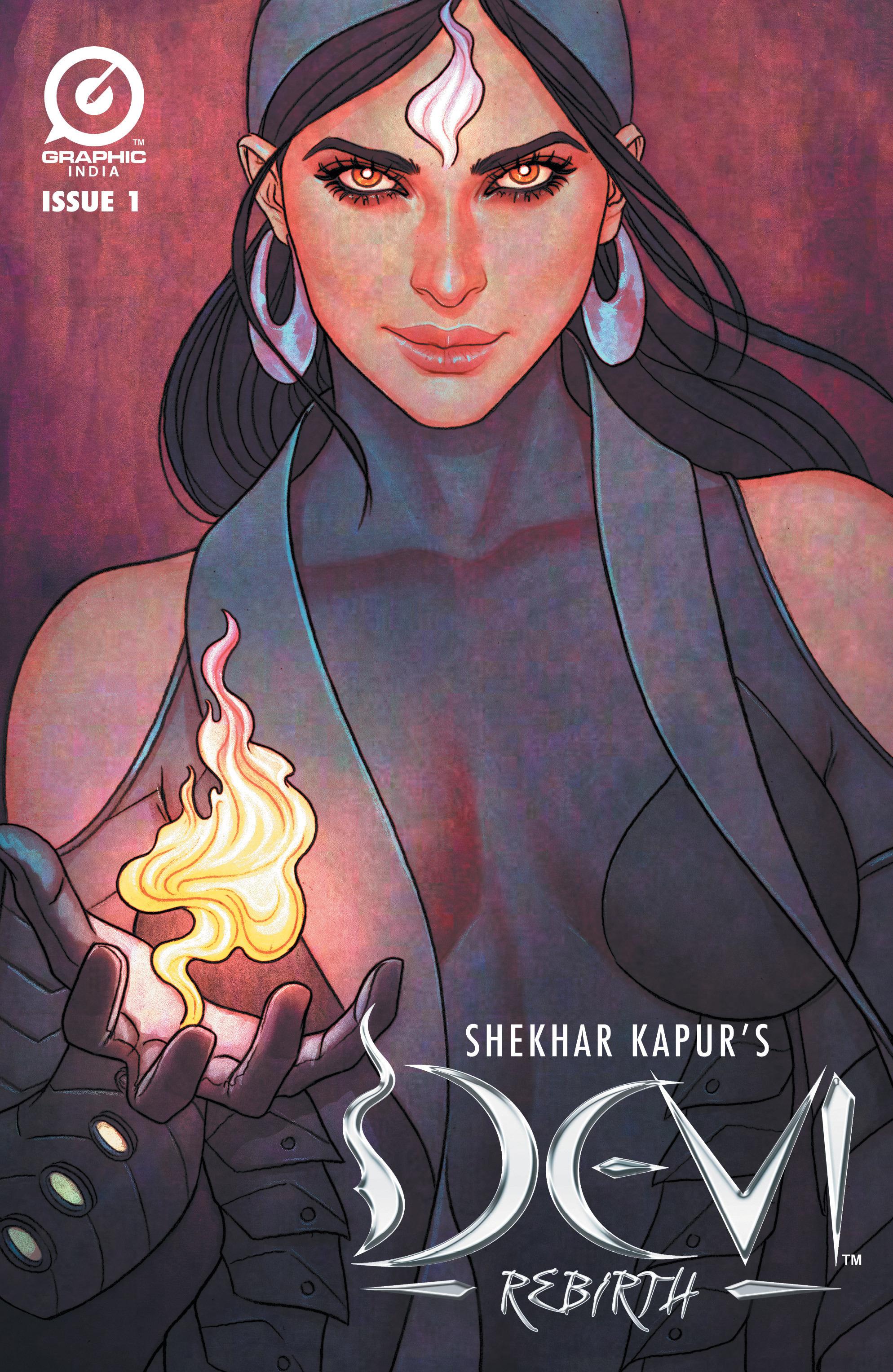 Read online Shekhar Kapur's Devi: Rebirth comic -  Issue #1 - 1
