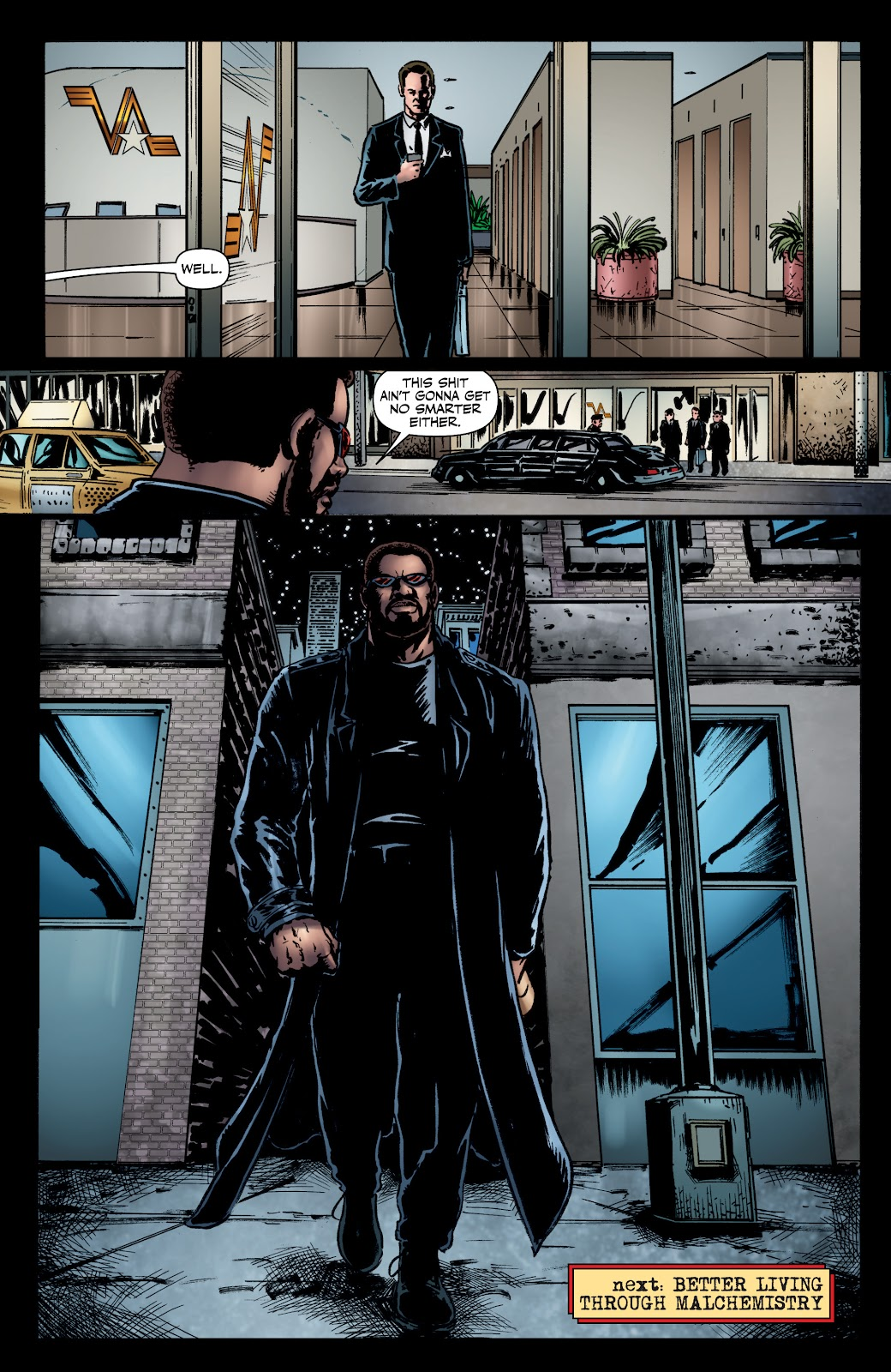 Read online The Boys Omnibus comic -  Issue # TPB 4 (Part 1) - 98