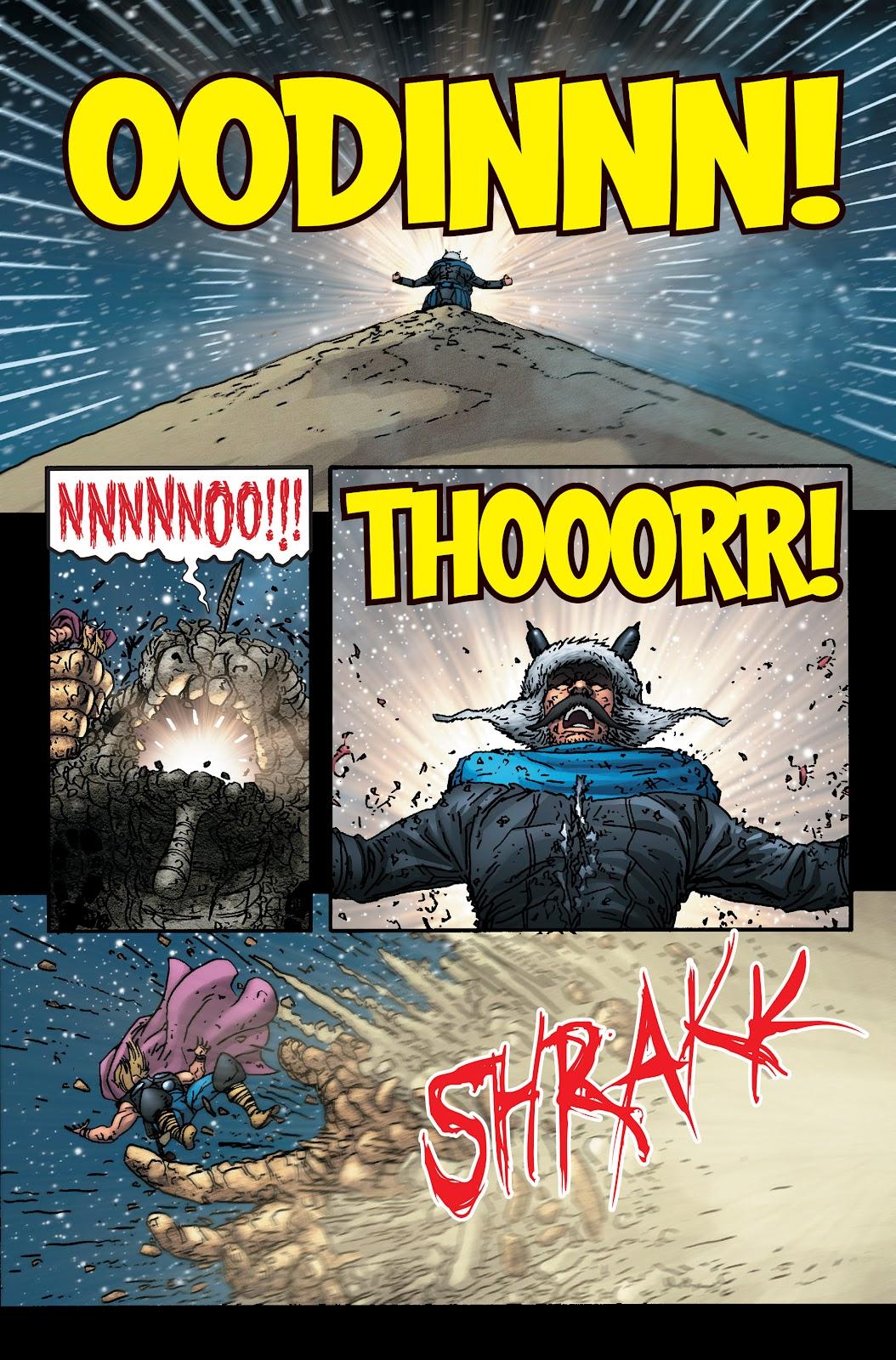 Read online Thor: Ragnaroks comic -  Issue # TPB (Part 2) - 21