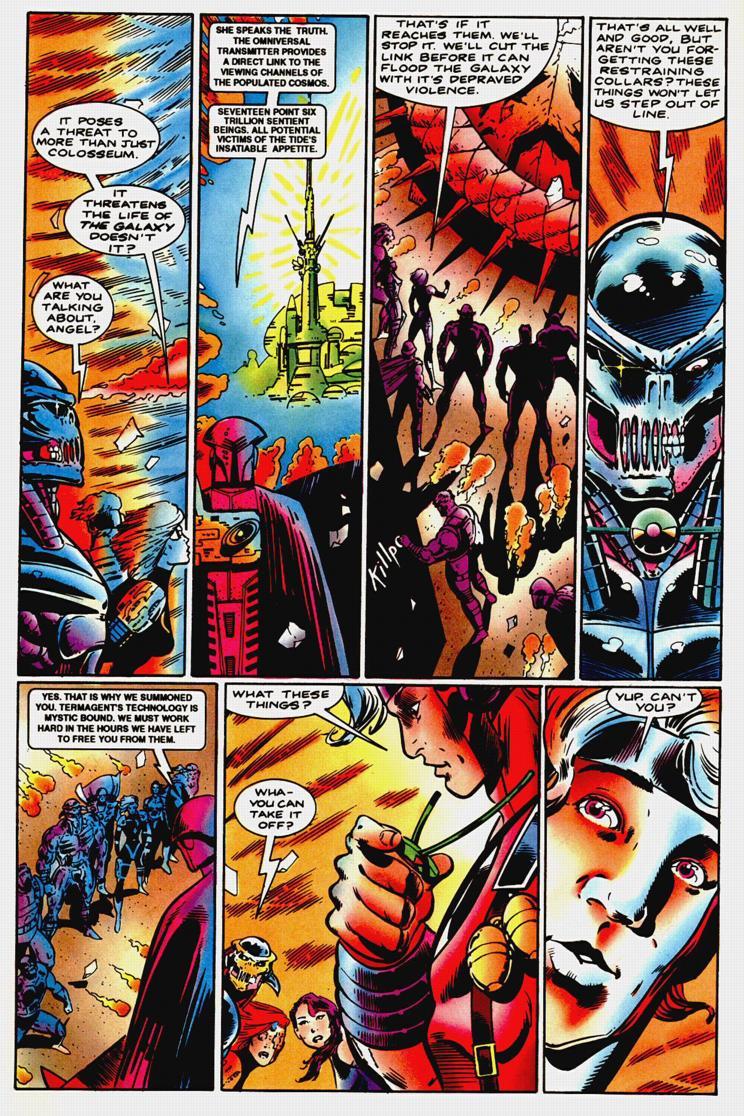 Read online Battletide comic -  Issue #3 - 17