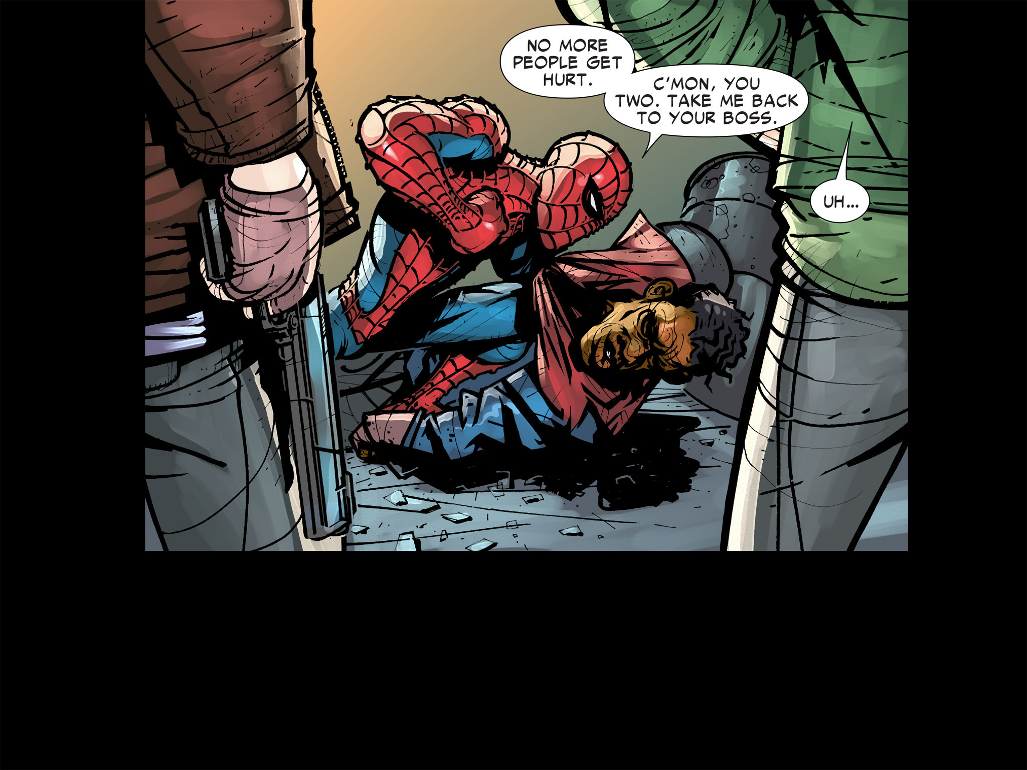 Read online Amazing Spider-Man: Who Am I? comic -  Issue # Full (Part 3) - 71