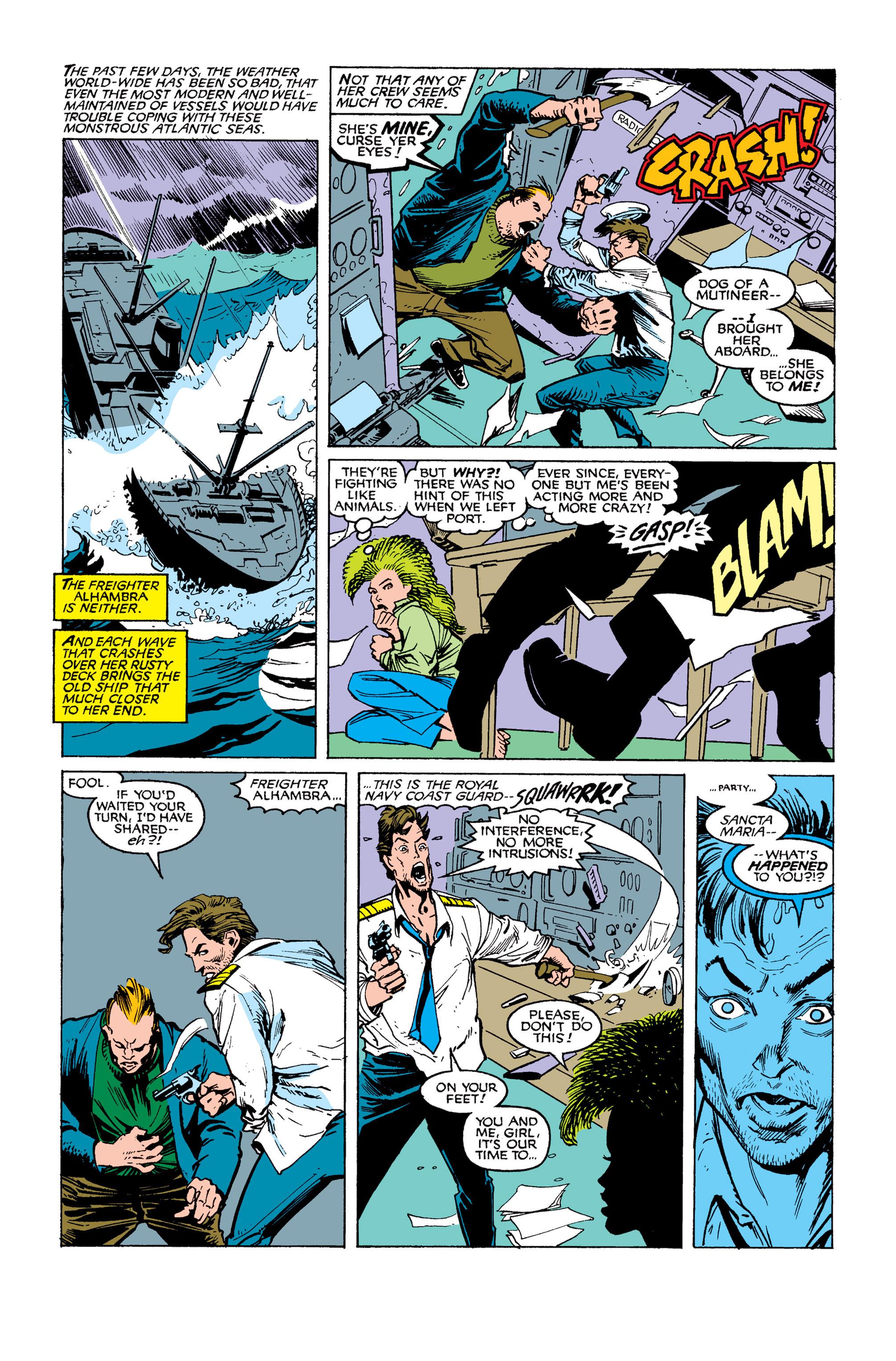 Read online Uncanny X-Men (1963) comic -  Issue #253 - 16