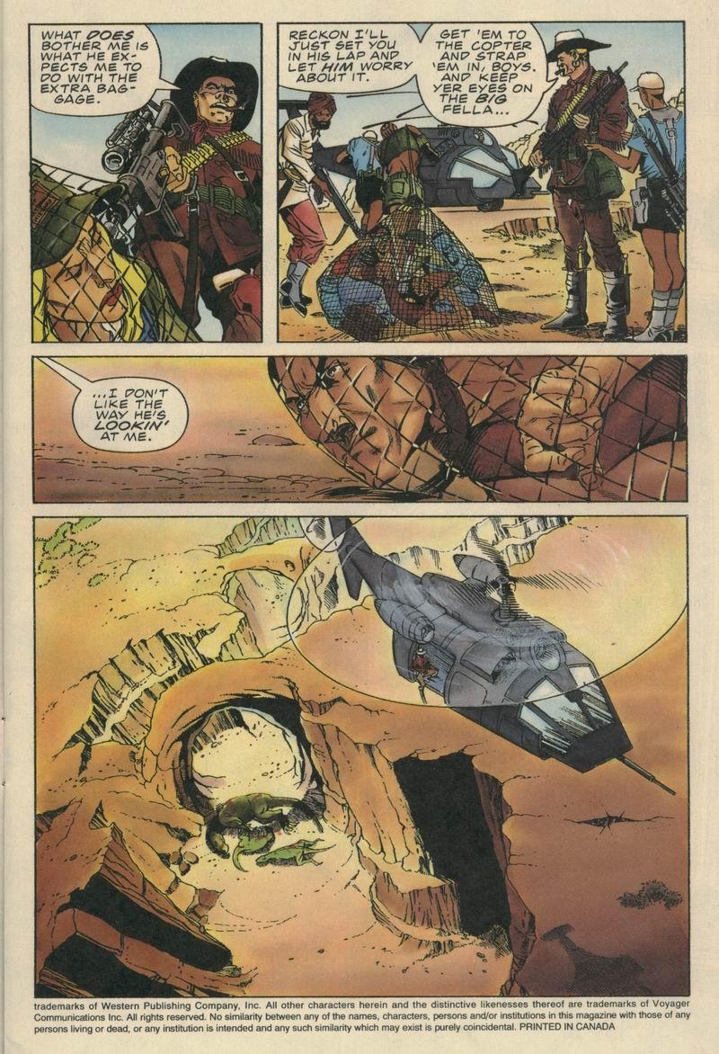 Read online Turok, Dinosaur Hunter (1993) comic -  Issue #6 - 4