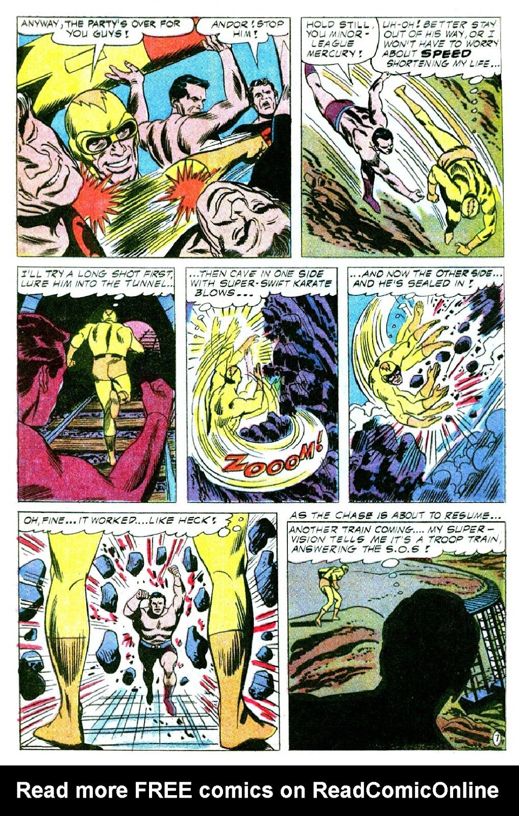 T.H.U.N.D.E.R. Agents (1965) issue 9 - Page 22