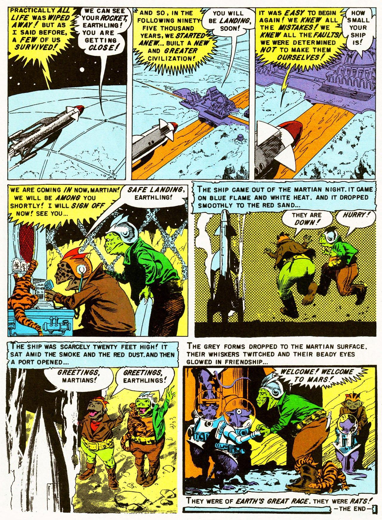 Read online Shock SuspenStories comic -  Issue #8 - 26