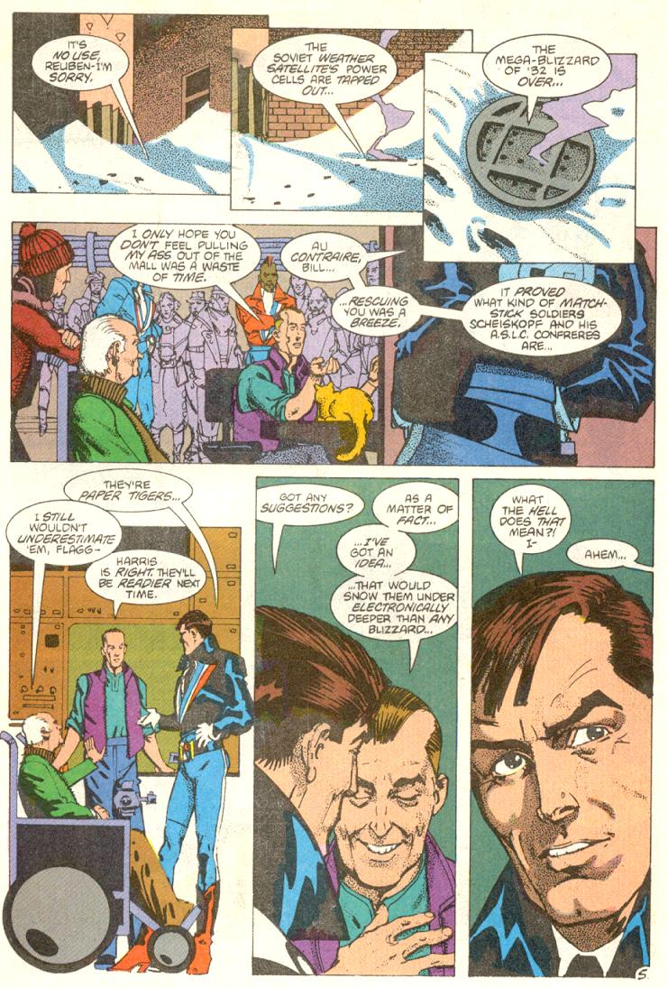Read online American Flagg! comic -  Issue #12 - 6