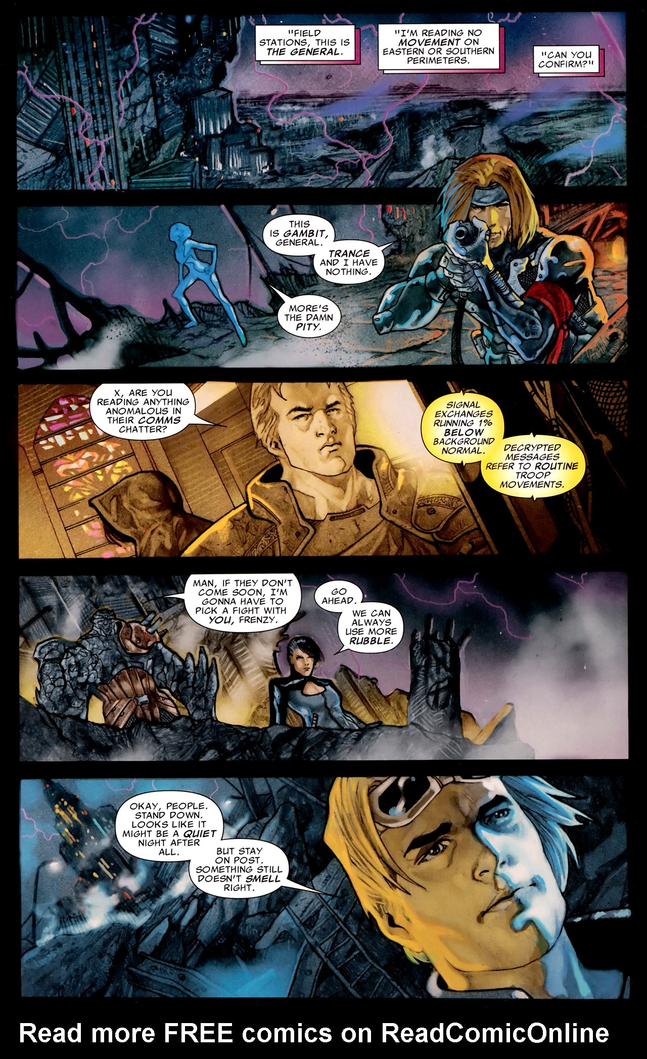 Read online Age of X: Alpha comic -  Issue #Age of X: Alpha Full - 7