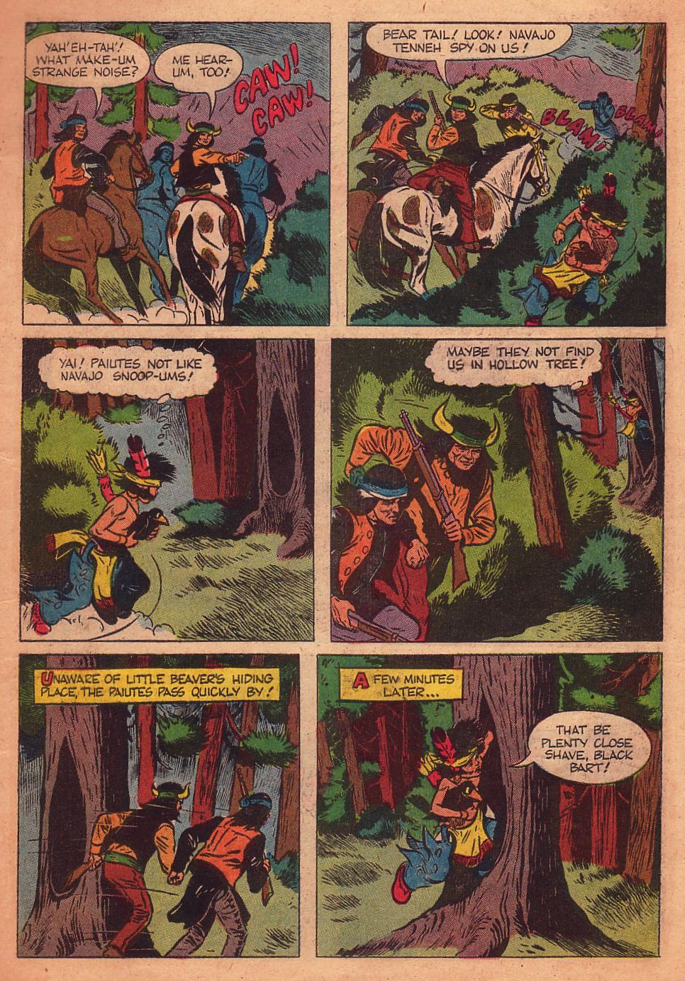 Four Color Comics issue 612 - Page 7