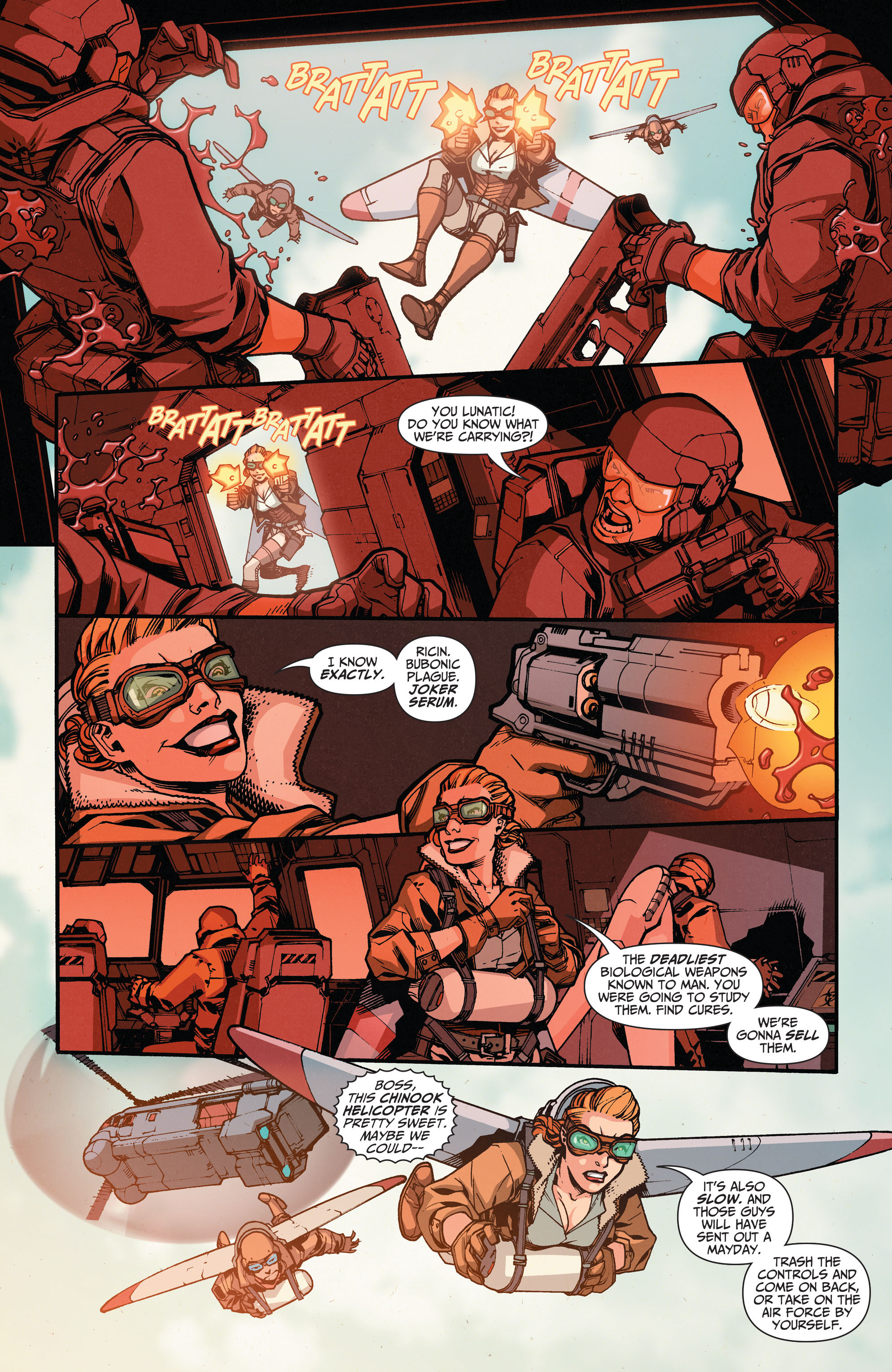 Read online The Flash (2011) comic -  Issue # _TPB 5 - 52