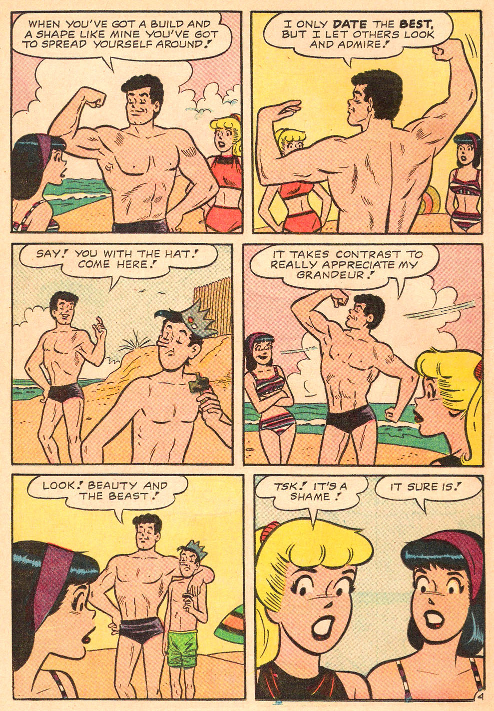 Read online Archie's Girls Betty and Veronica comic -  Issue #130 - 16
