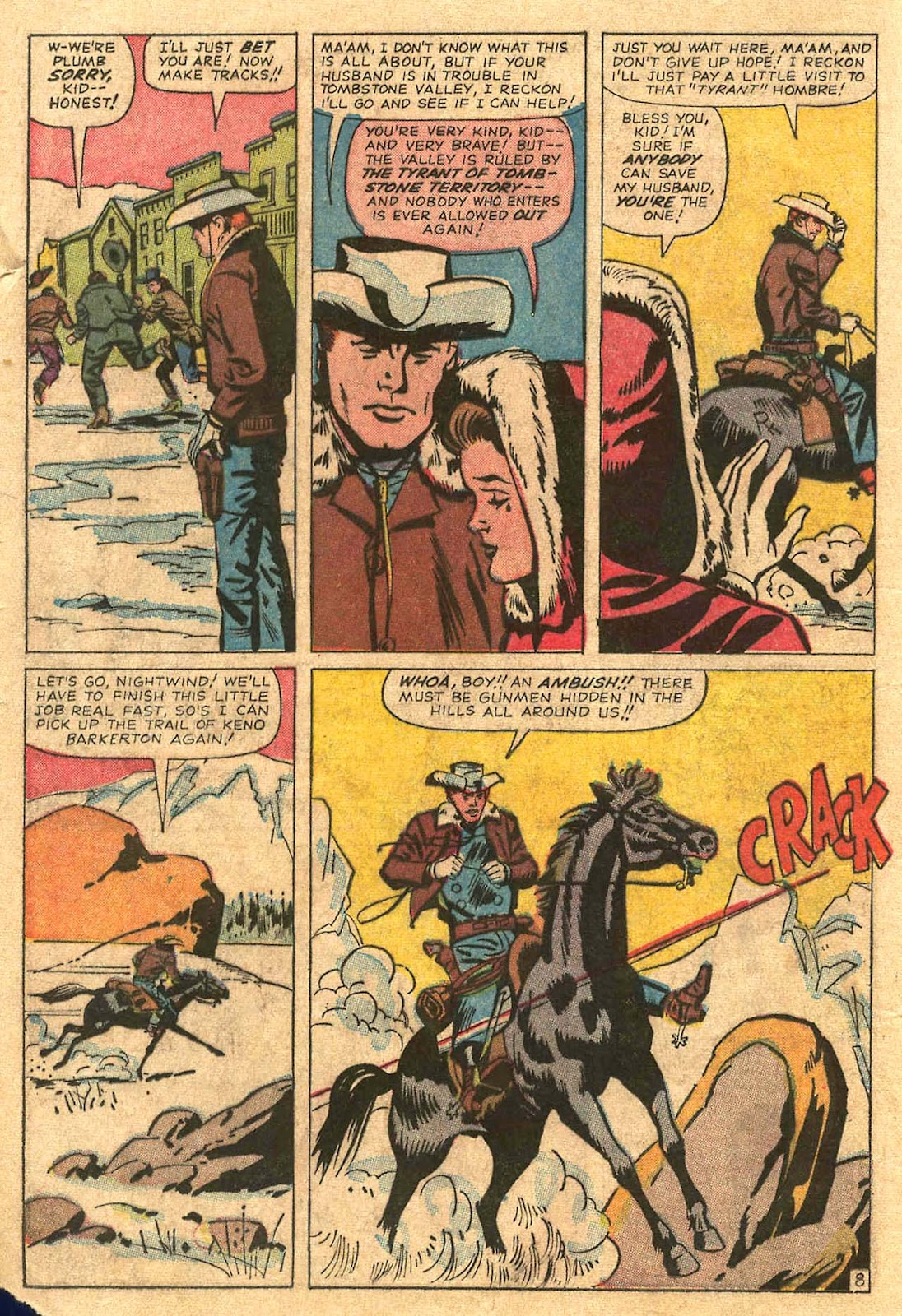 The Rawhide Kid (1955) issue 41 - Page 12