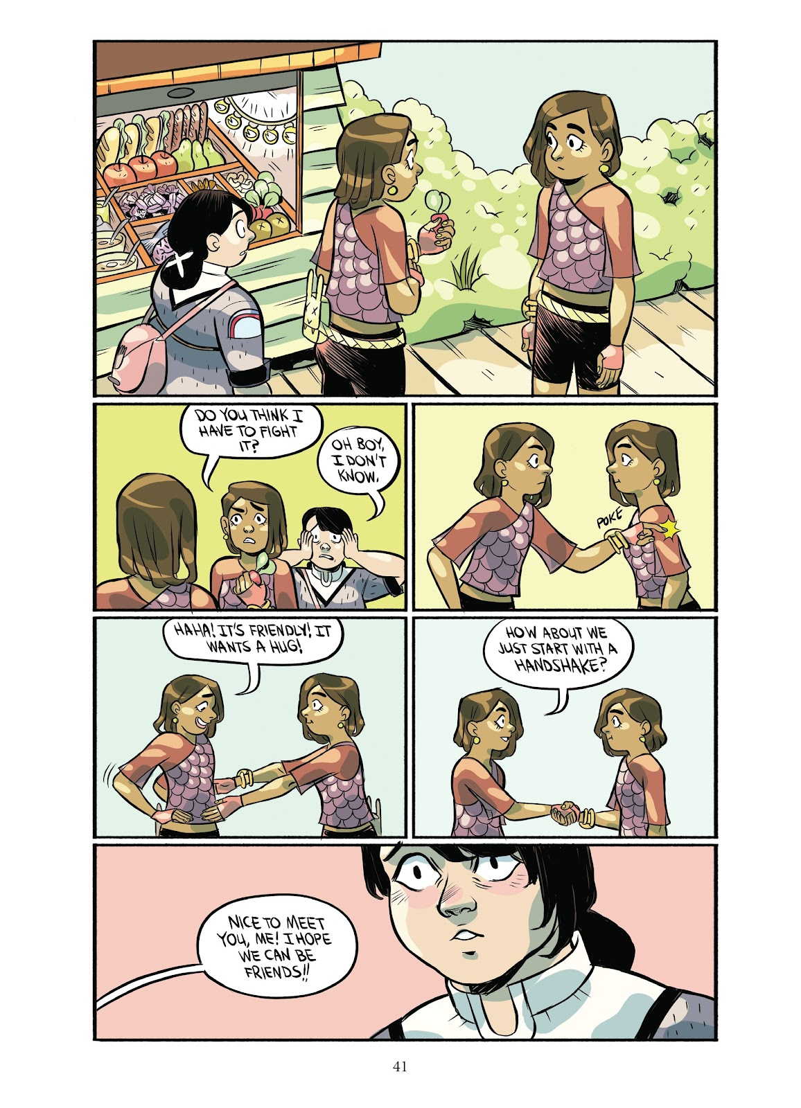 Read online Girl Town comic -  Issue # TPB (Part 1) - 42