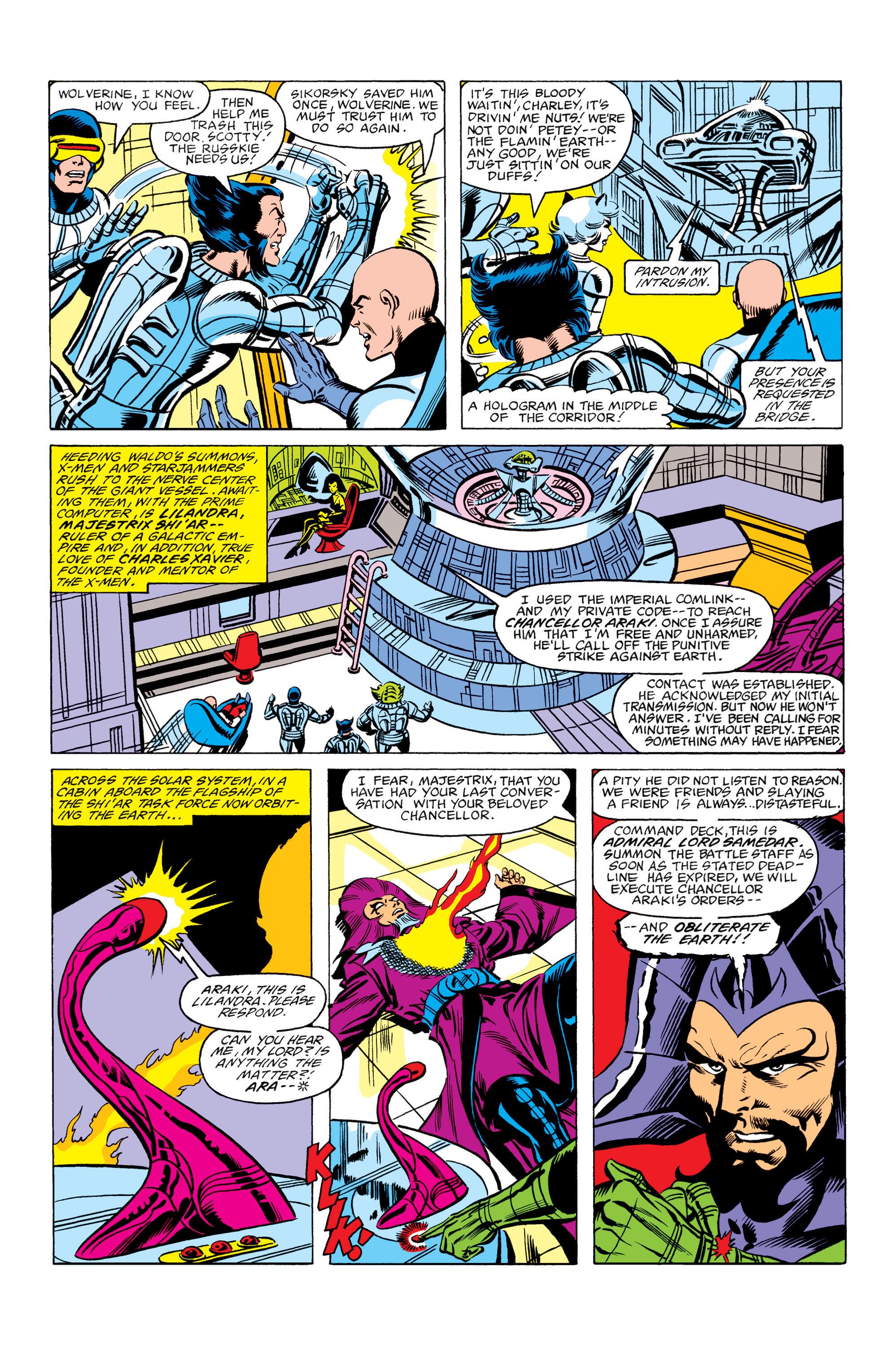 Read online Uncanny X-Men (1963) comic -  Issue #157 - 7