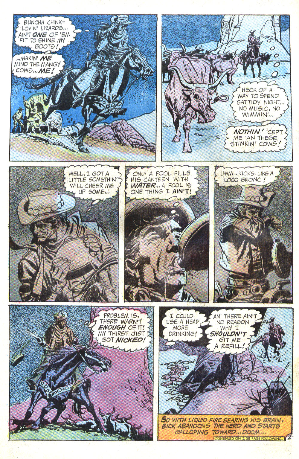 Read online All-Star Western (1970) comic -  Issue #6 - 24