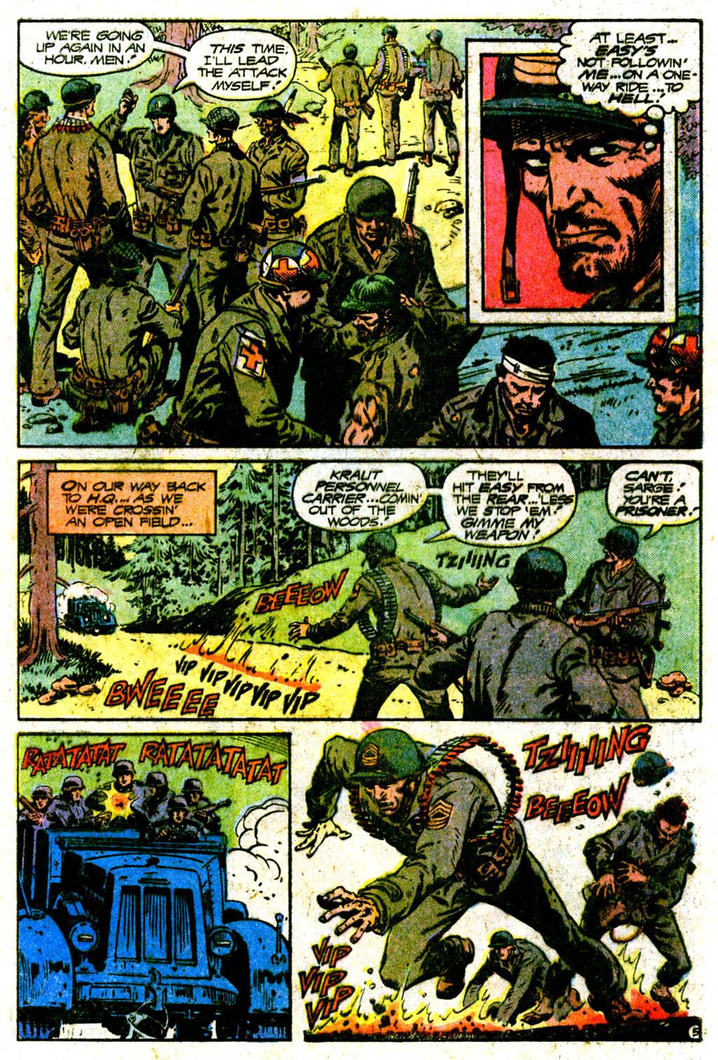 Read online Sgt. Rock comic -  Issue #334 - 8