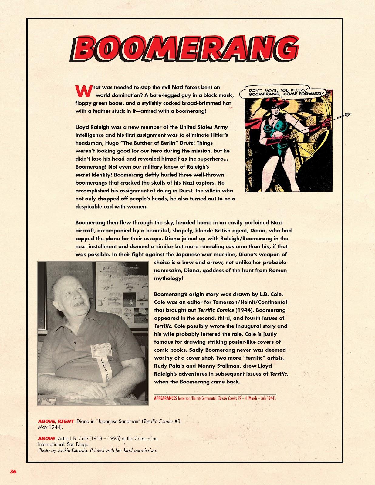 Read online Super Weird Heroes comic -  Issue # TPB 2 (Part 1) - 36