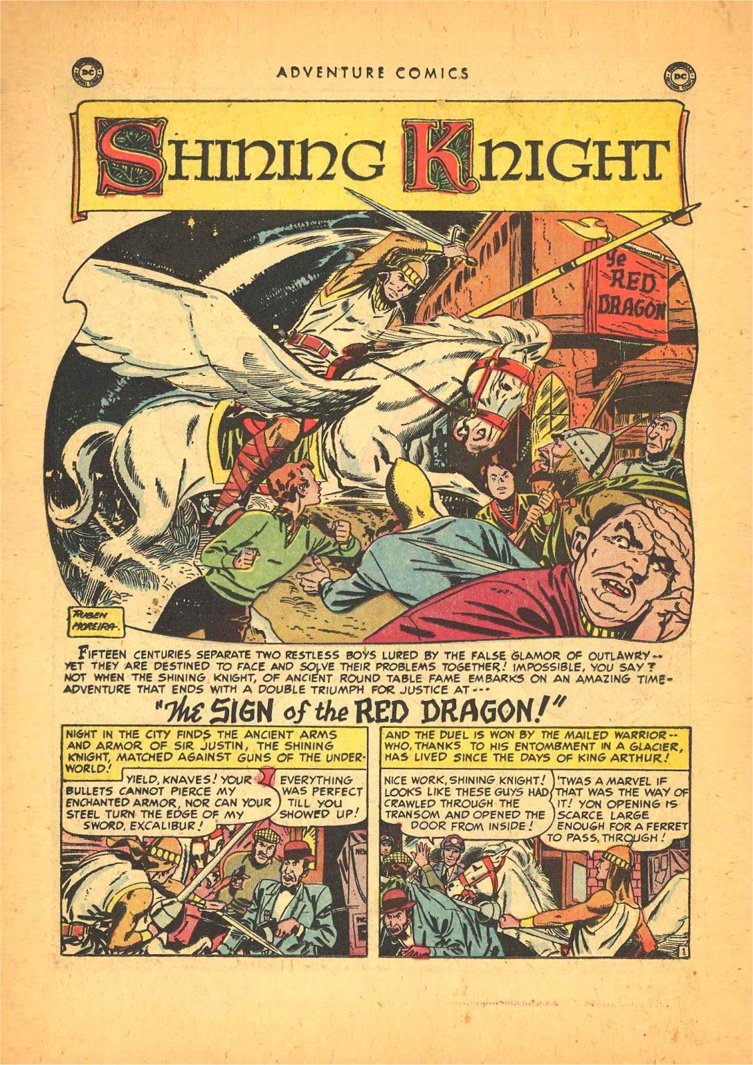 Read online Adventure Comics (1938) comic -  Issue #148 - 32