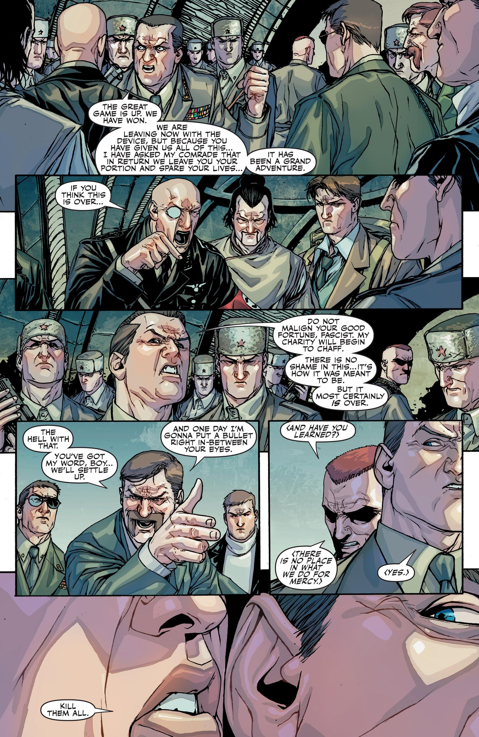 Read online Secret Warriors comic -  Issue #25 - 24