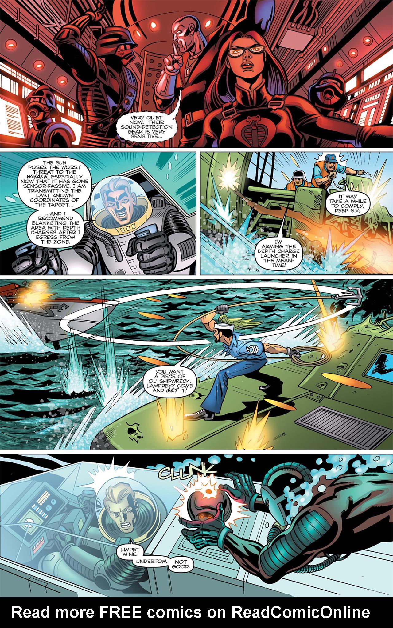 G.I. Joe: A Real American Hero 166 Page 15