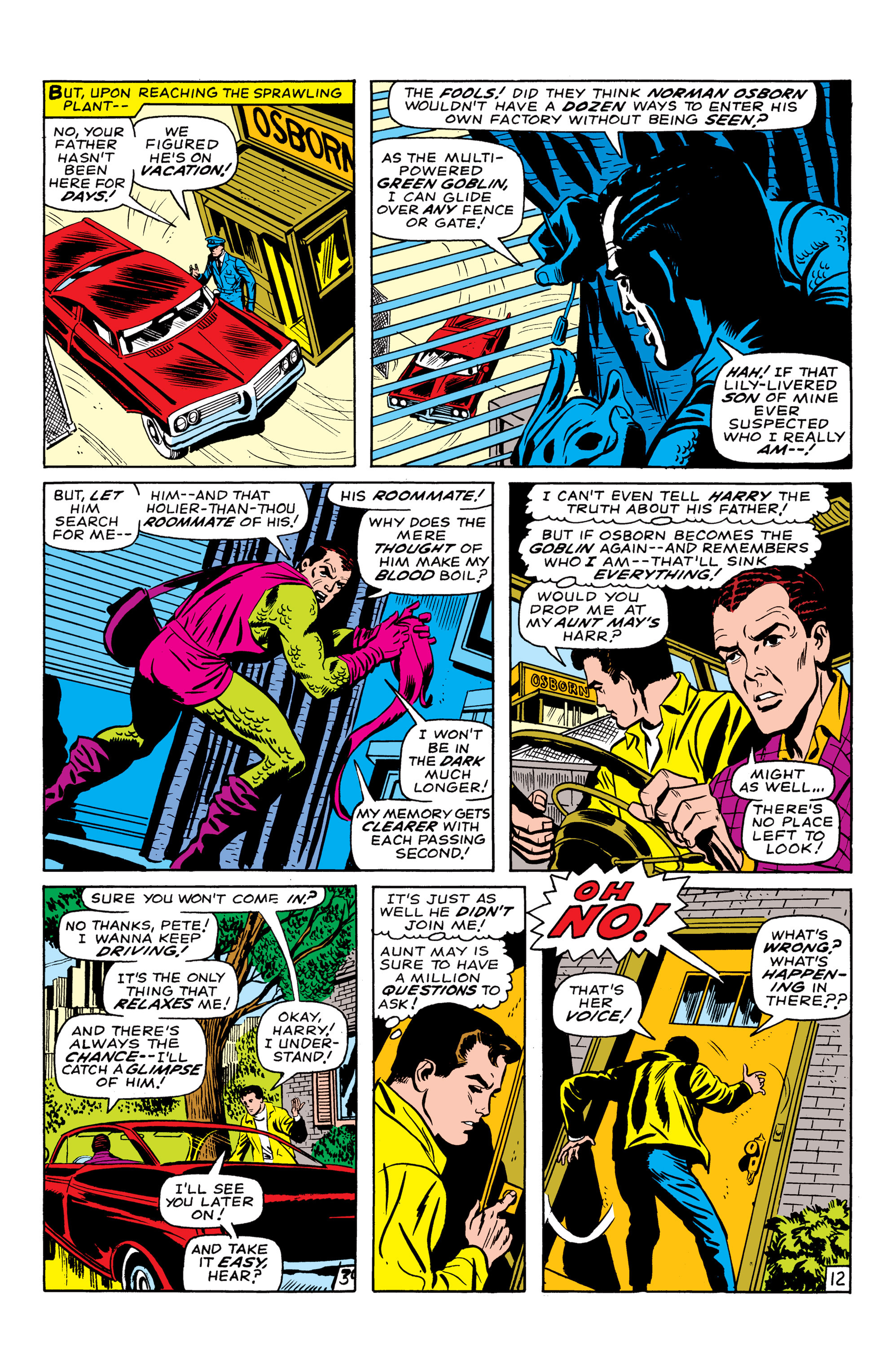 The Amazing Spider-Man (1963) 66 Page 12