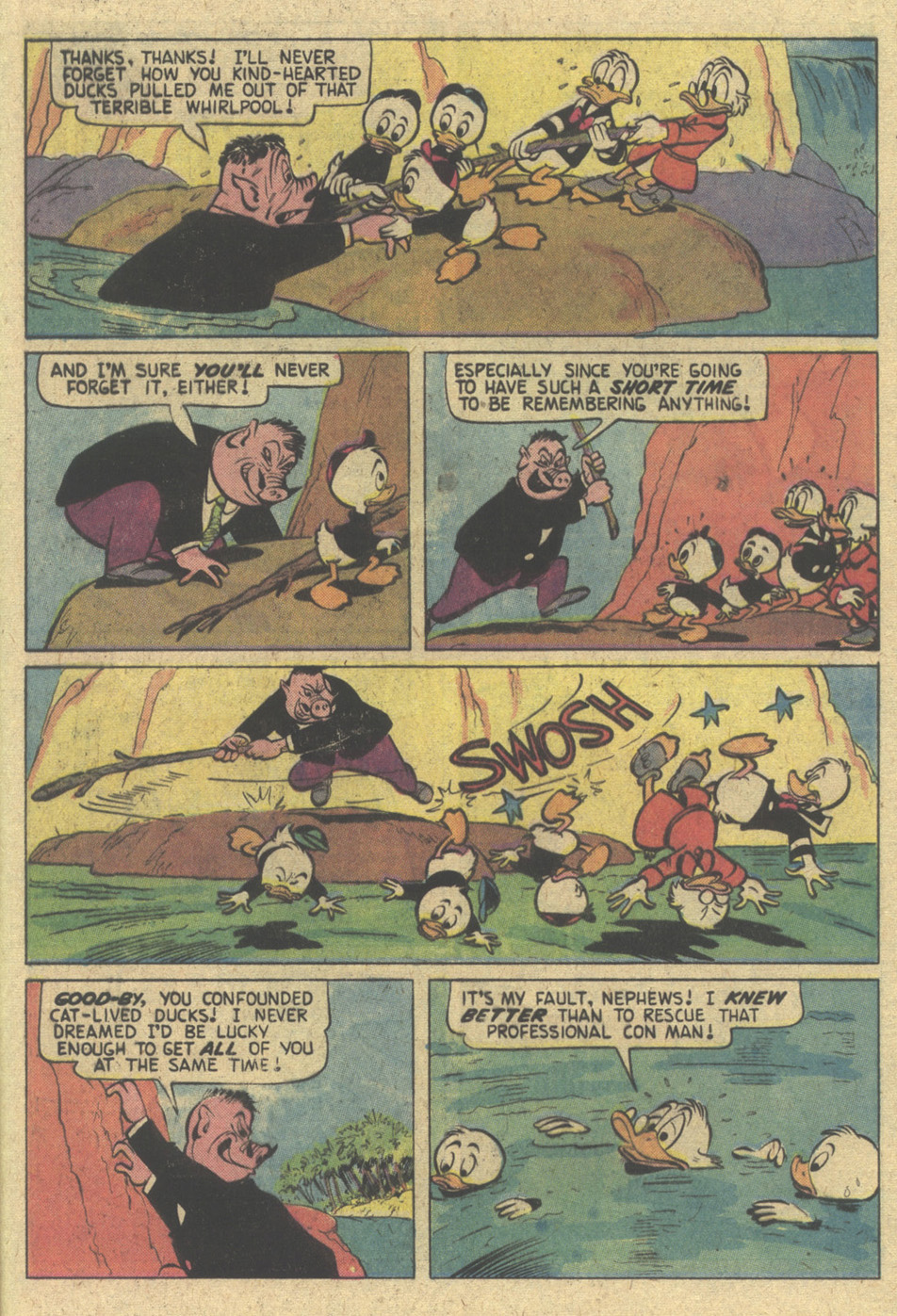 Read online Uncle Scrooge (1953) comic -  Issue #152 - 25