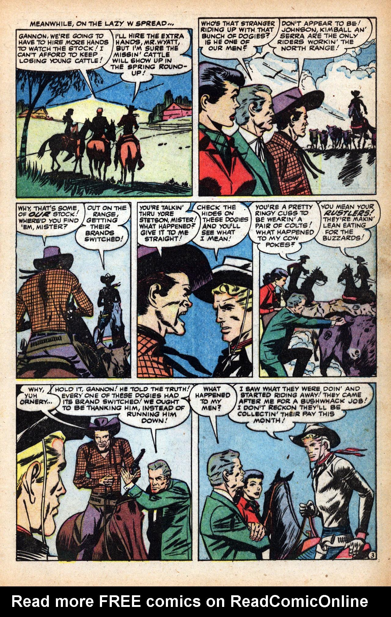 Read online Two-Gun Kid comic -  Issue #18 - 29