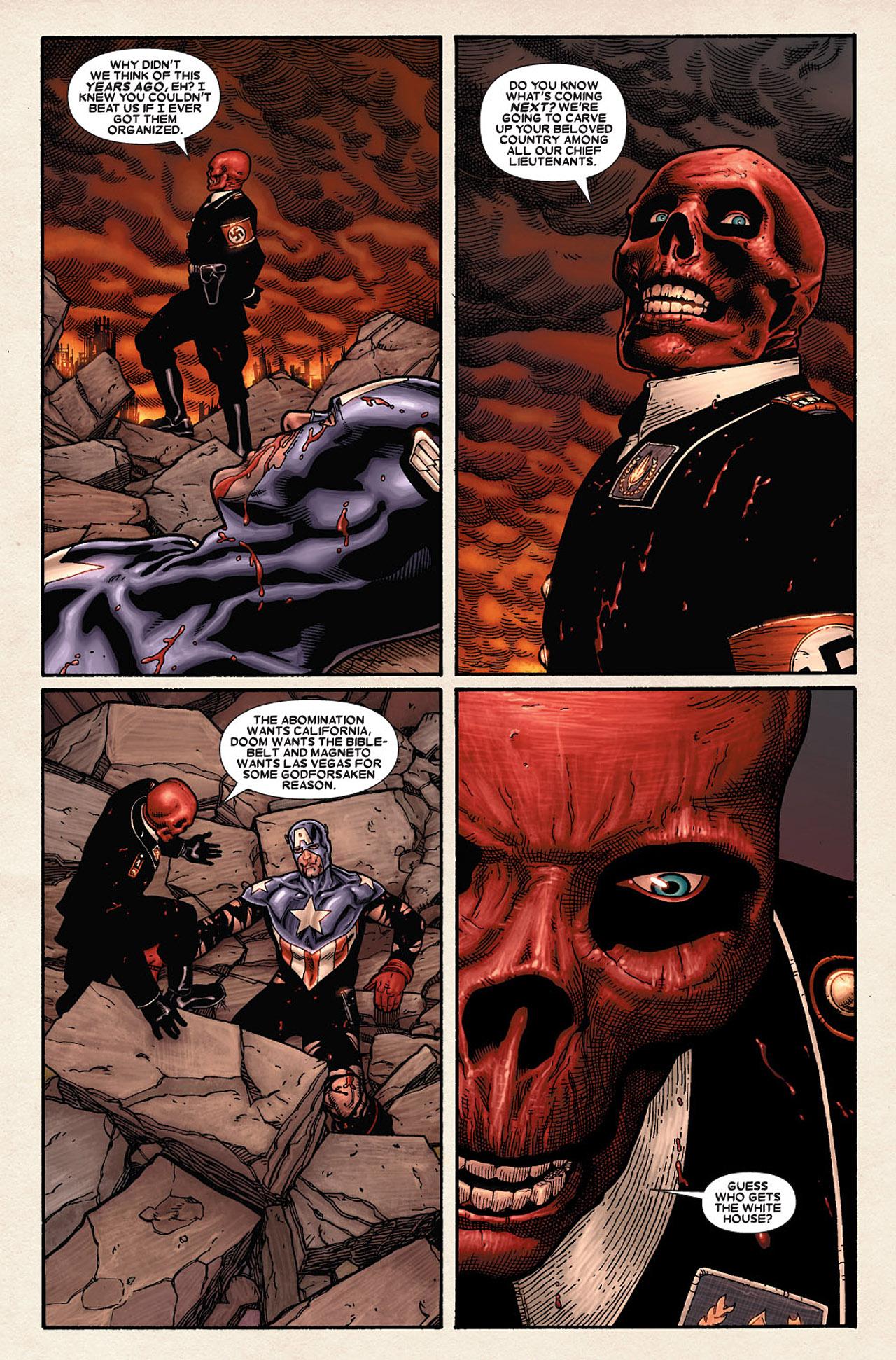 Read online Wolverine: Old Man Logan comic -  Issue # Full - 140