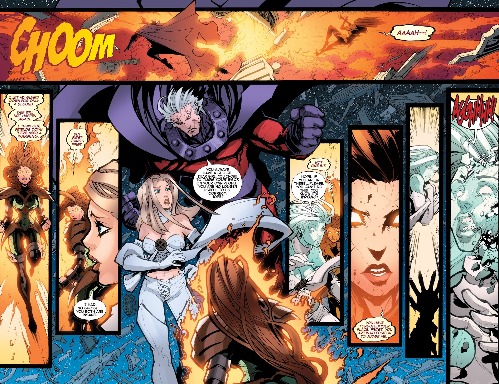 Read online What If? AvX comic -  Issue #3 - 13