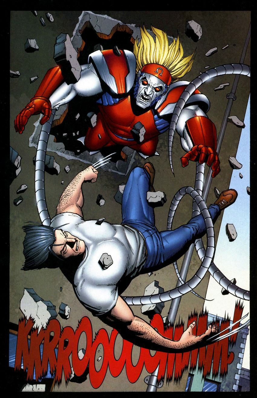 Read online Wolverine: Origins comic -  Issue #7 - 22