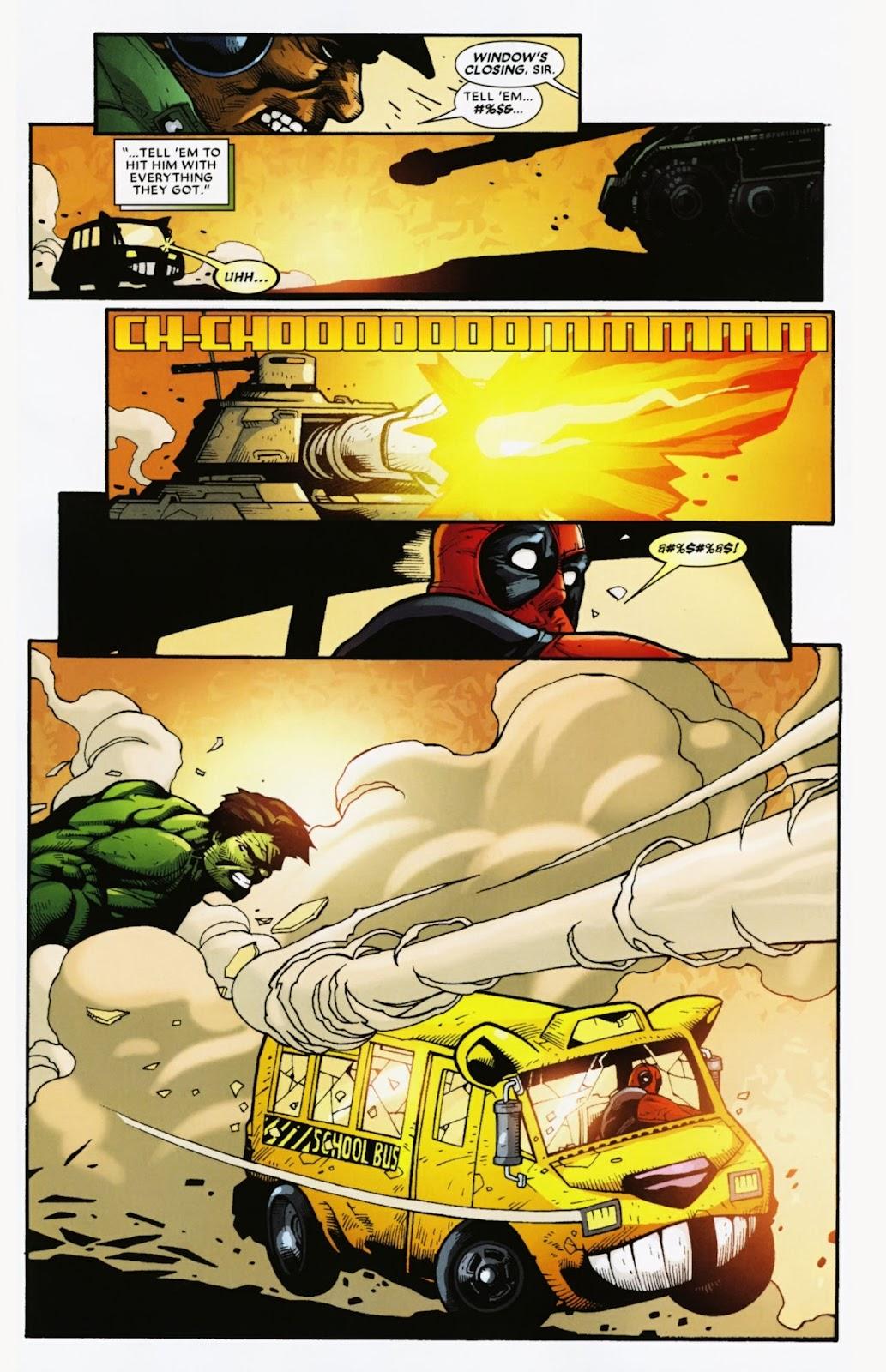 Read online Deadpool (2008) comic -  Issue #39 - 14