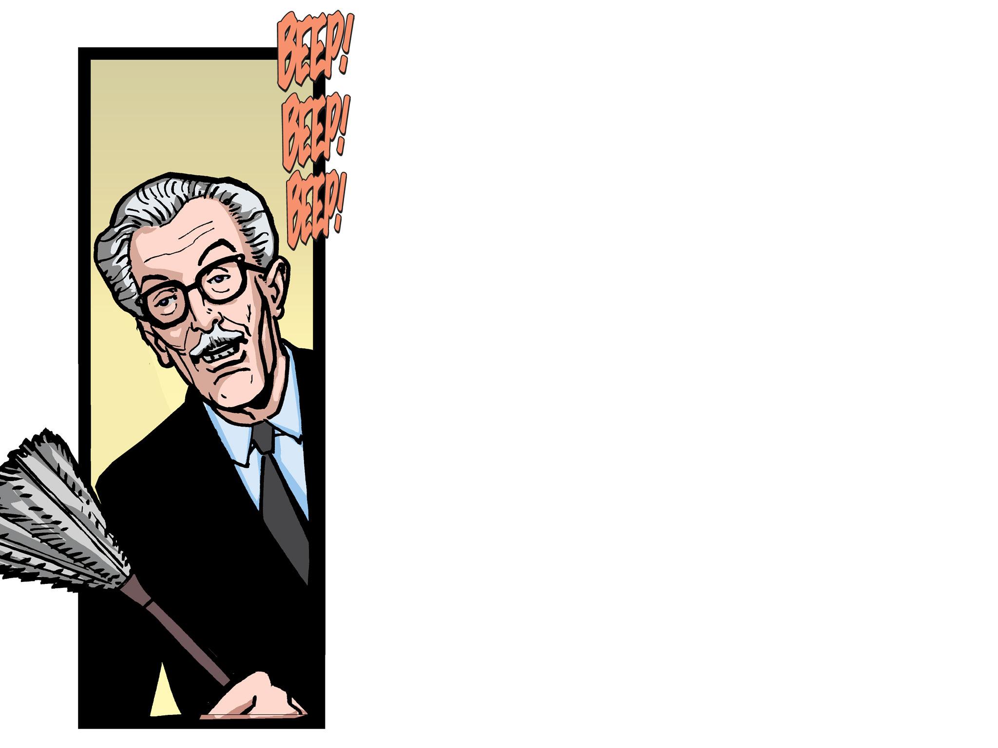 Read online Batman '66 Meets the Green Hornet [II] comic -  Issue #1 - 12