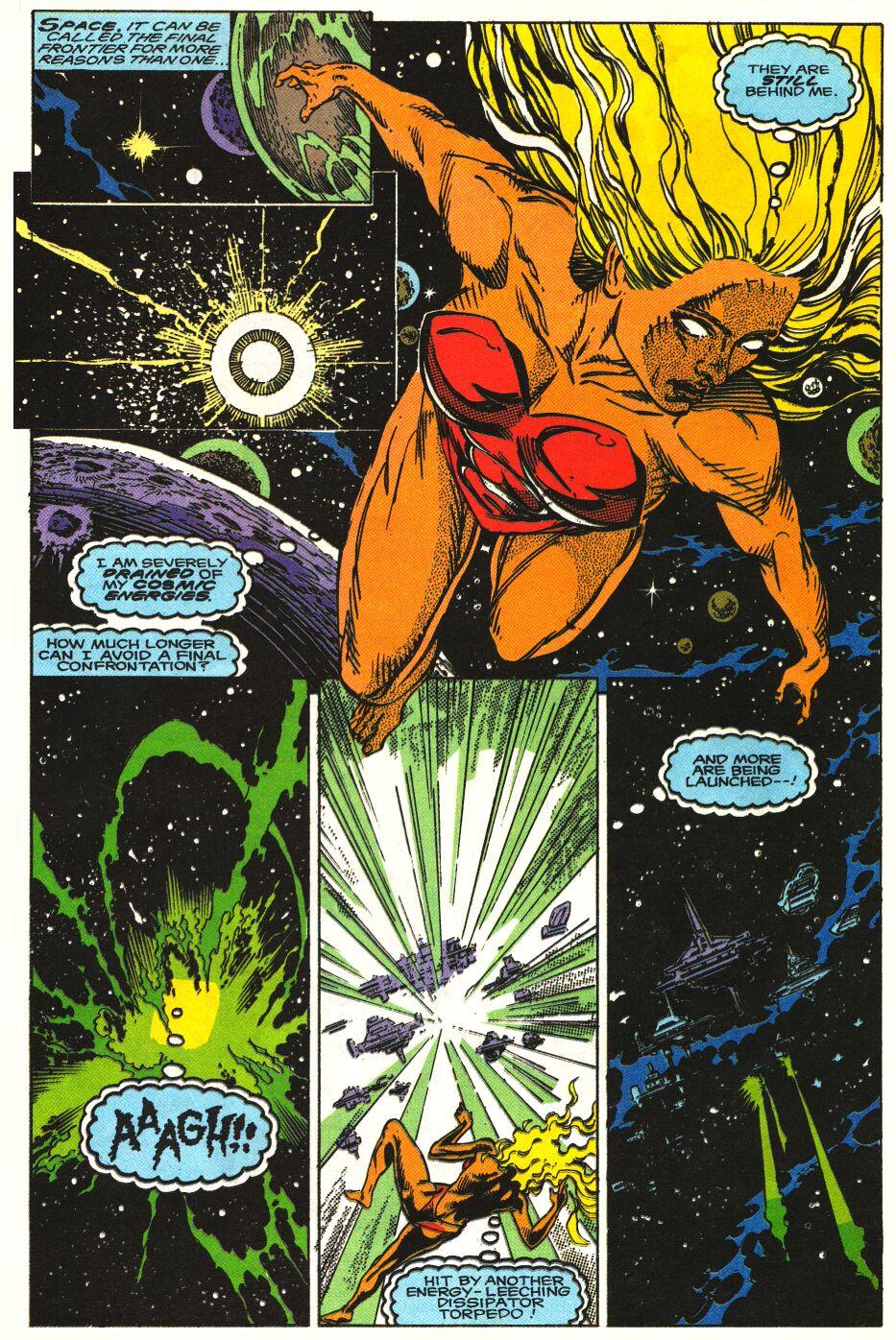 Read online Alpha Flight Special comic -  Issue #1 - 6