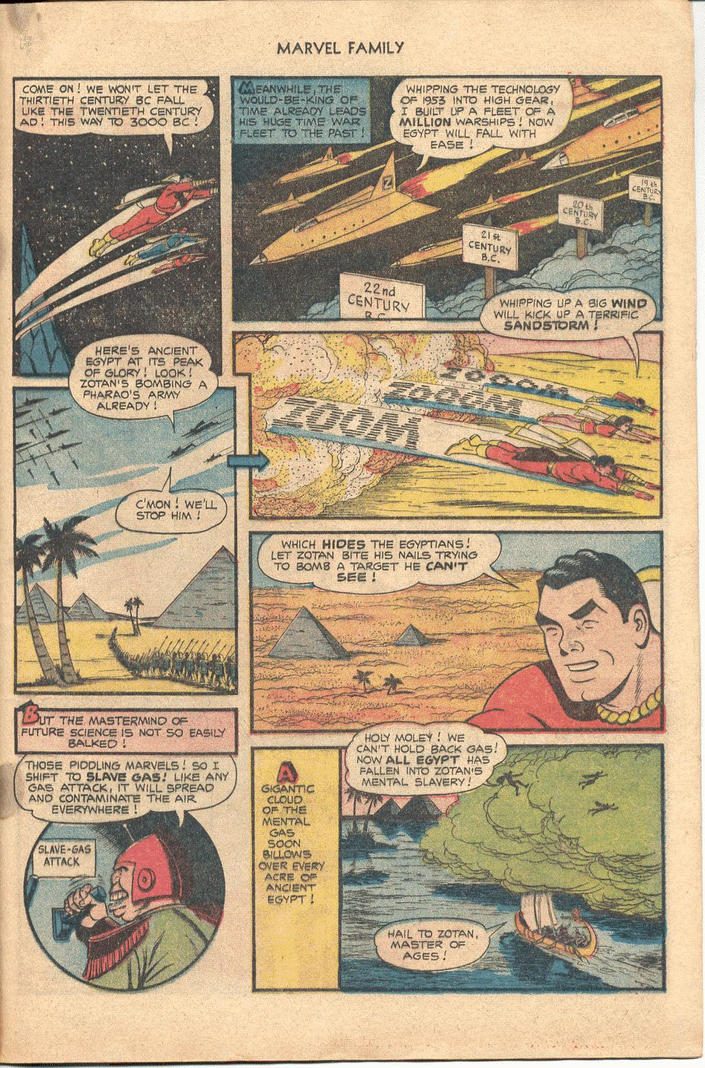 The Marvel Family issue 88 - Page 25