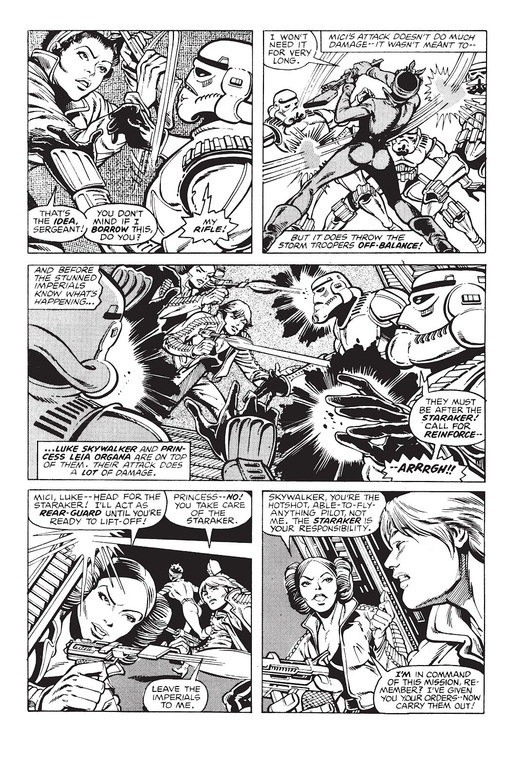 Read online Star Wars Legends: The Original Marvel Years - Epic Collection comic -  Issue # TPB 2 (Part 4) - 82