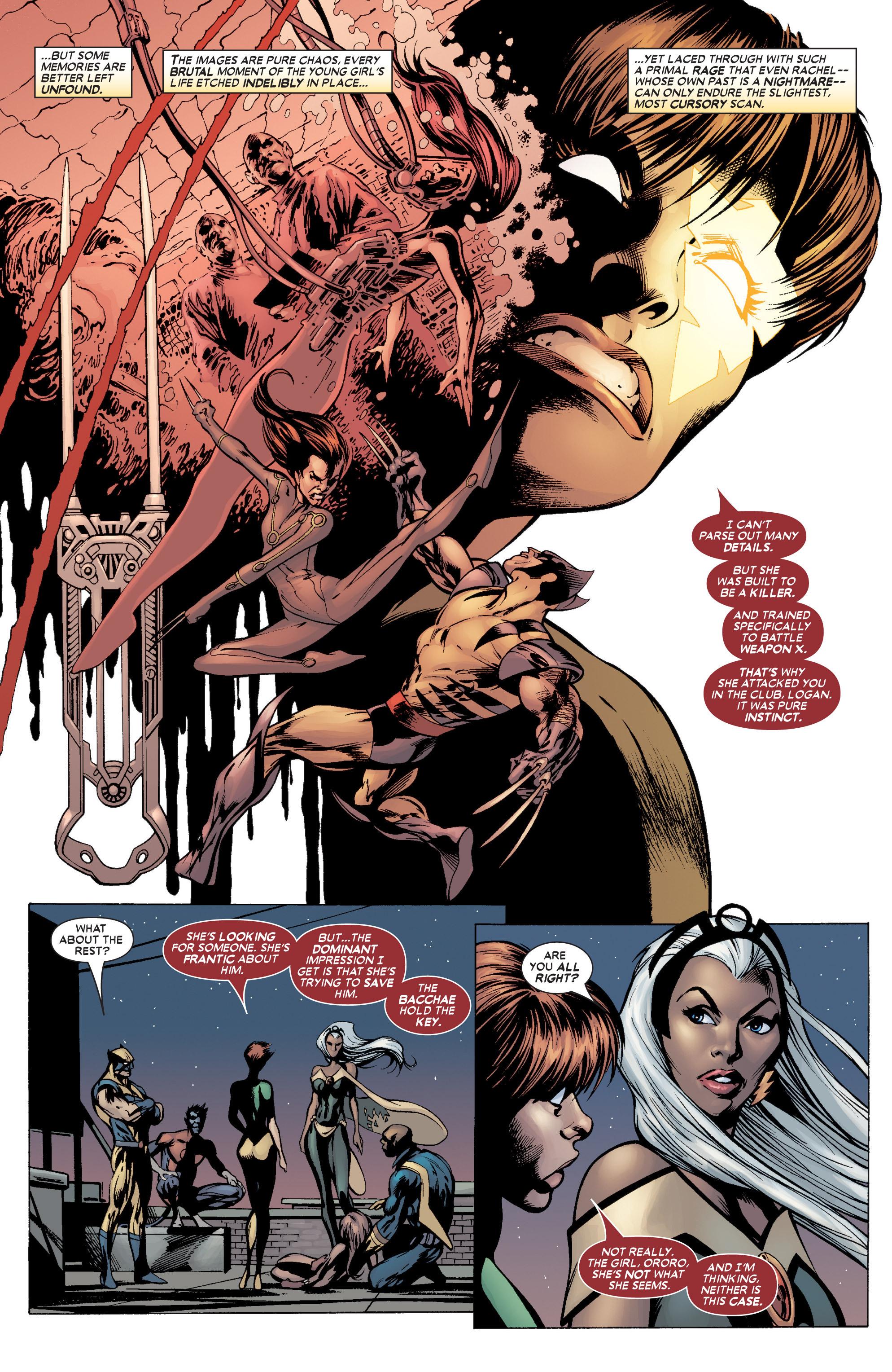 Read online Uncanny X-Men (1963) comic -  Issue #451 - 12