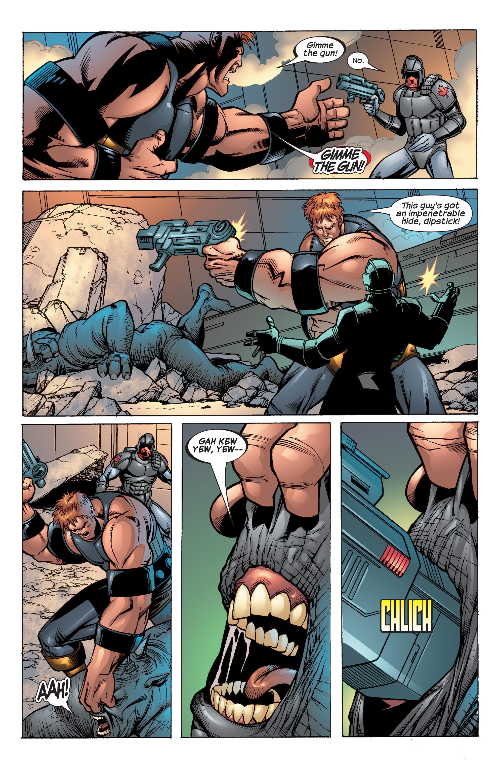 Read online Uncanny X-Men (1963) comic -  Issue #435 - 16