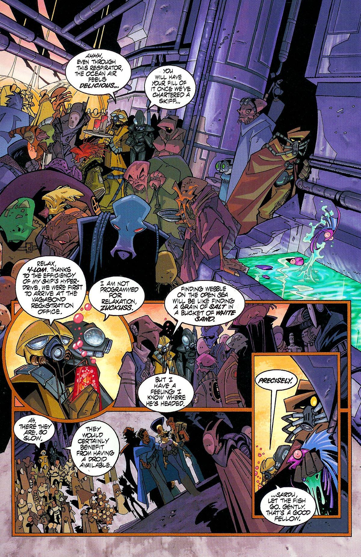 Read online Star Wars Omnibus comic -  Issue # Vol. 12 - 144