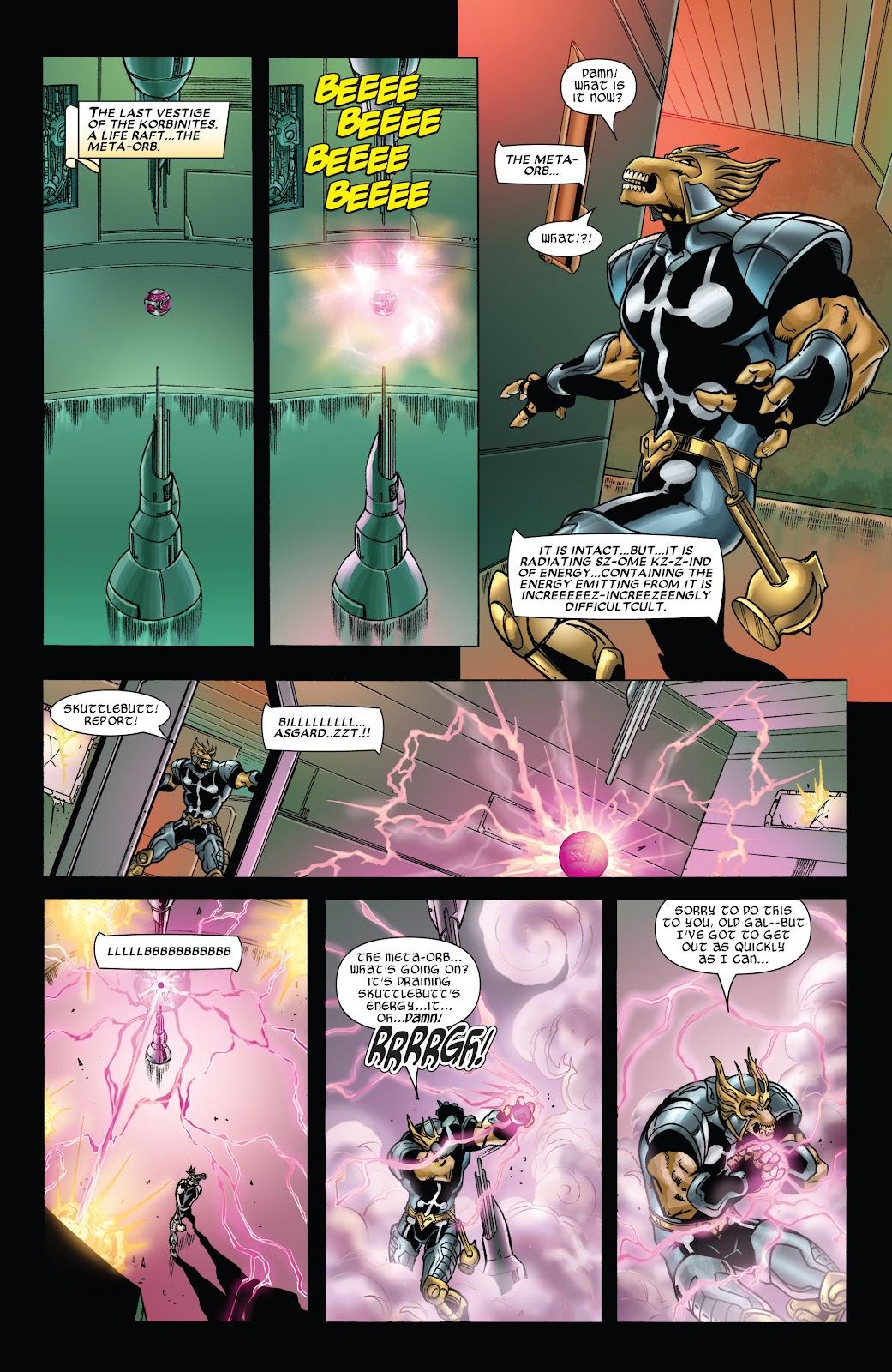 Read online Thor: Ragnaroks comic -  Issue # TPB (Part 4) - 57