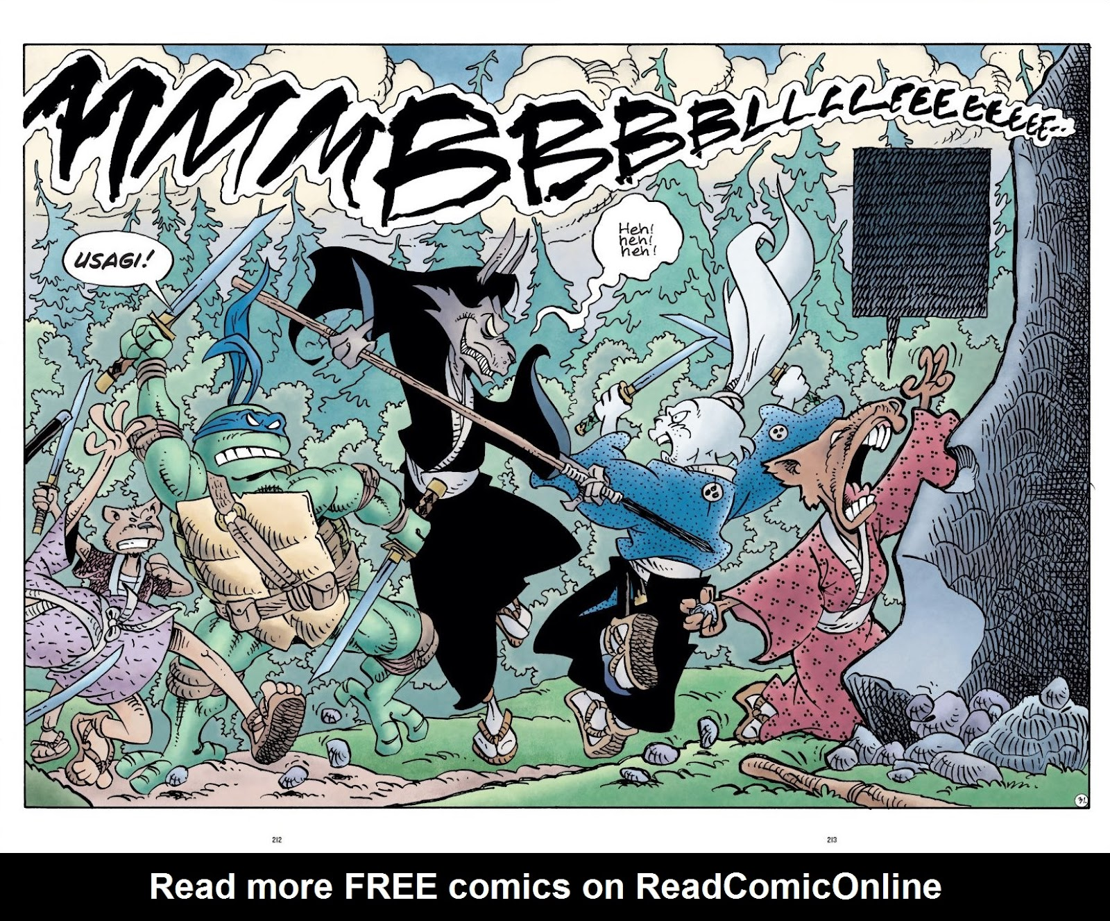 Read online Teenage Mutant Ninja Turtles: The IDW Collection comic -  Issue # TPB 9 (Part 3) - 10