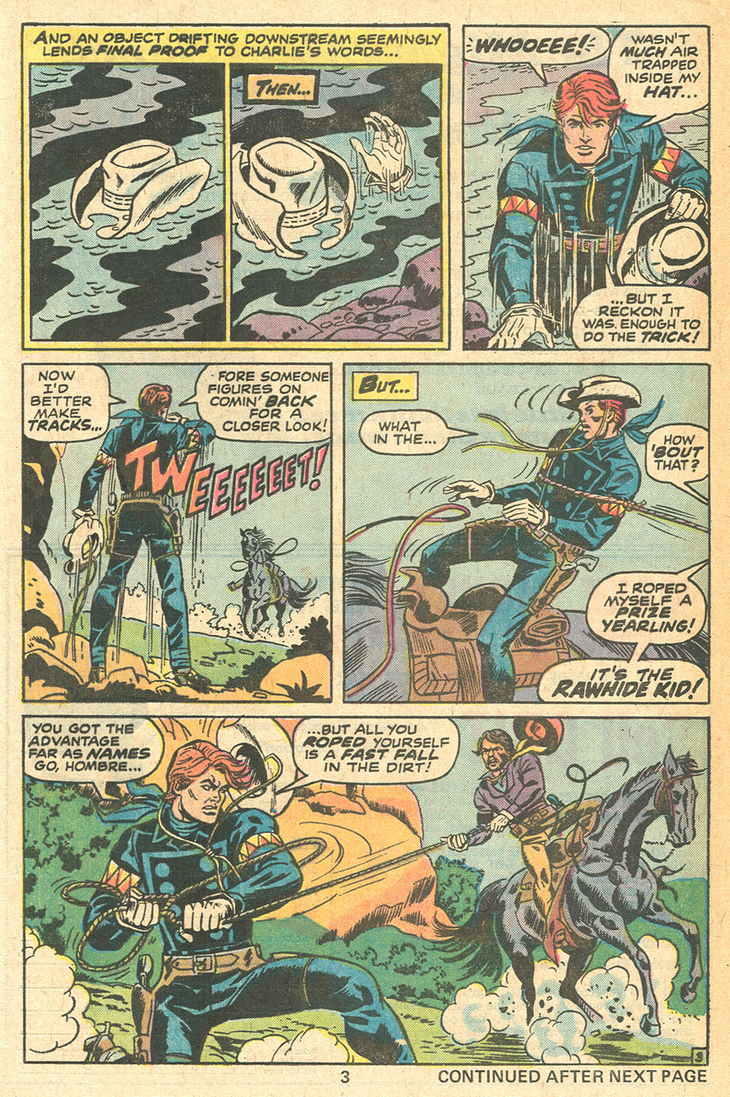 The Rawhide Kid (1955) issue 138 - Page 5