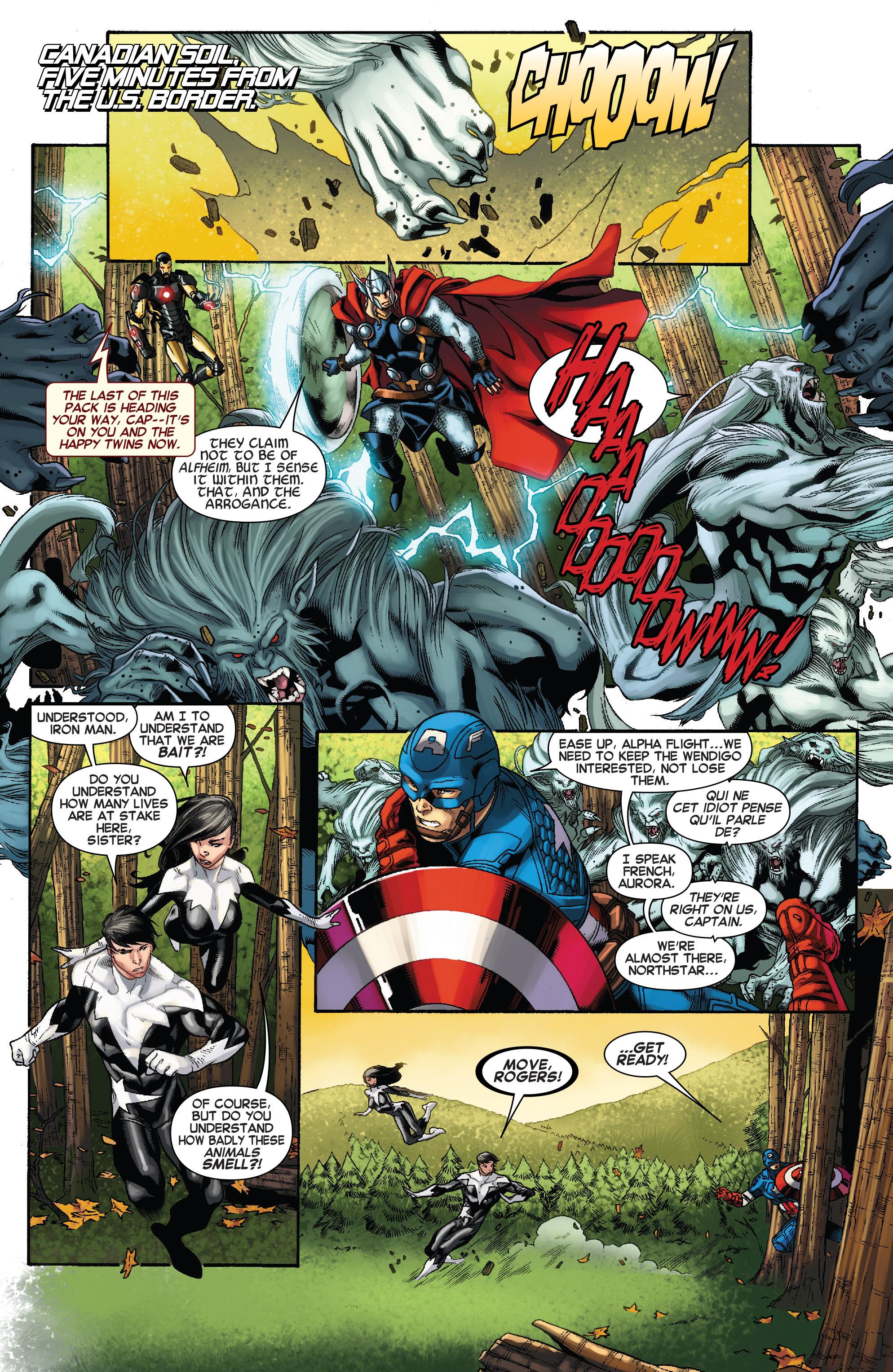 Read online Amazing X-Men (2014) comic -  Issue #11 - 3