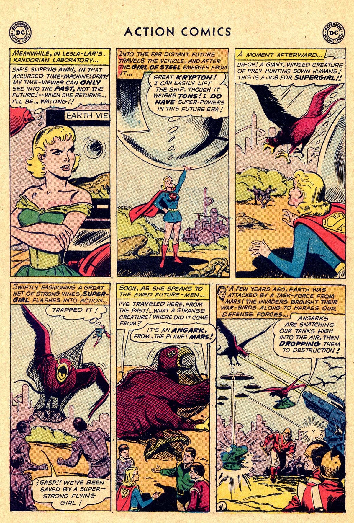 Action Comics (1938) 282 Page 21