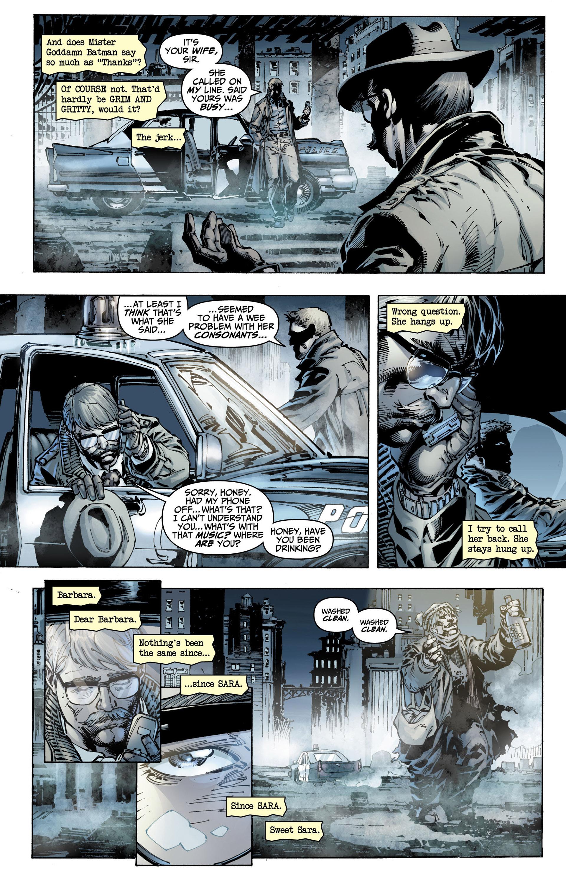 Read online All Star Batman & Robin, The Boy Wonder comic -  Issue #10 - 8