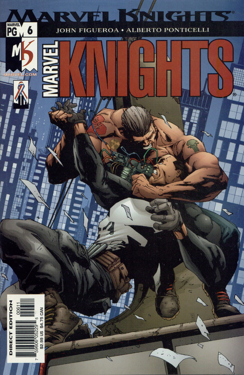 Marvel Knights (2002) 6 Page 1