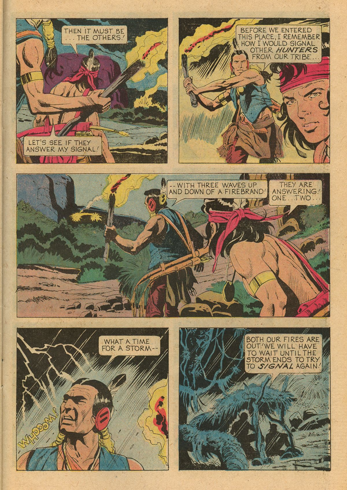 Read online Turok, Son of Stone comic -  Issue #107 - 27