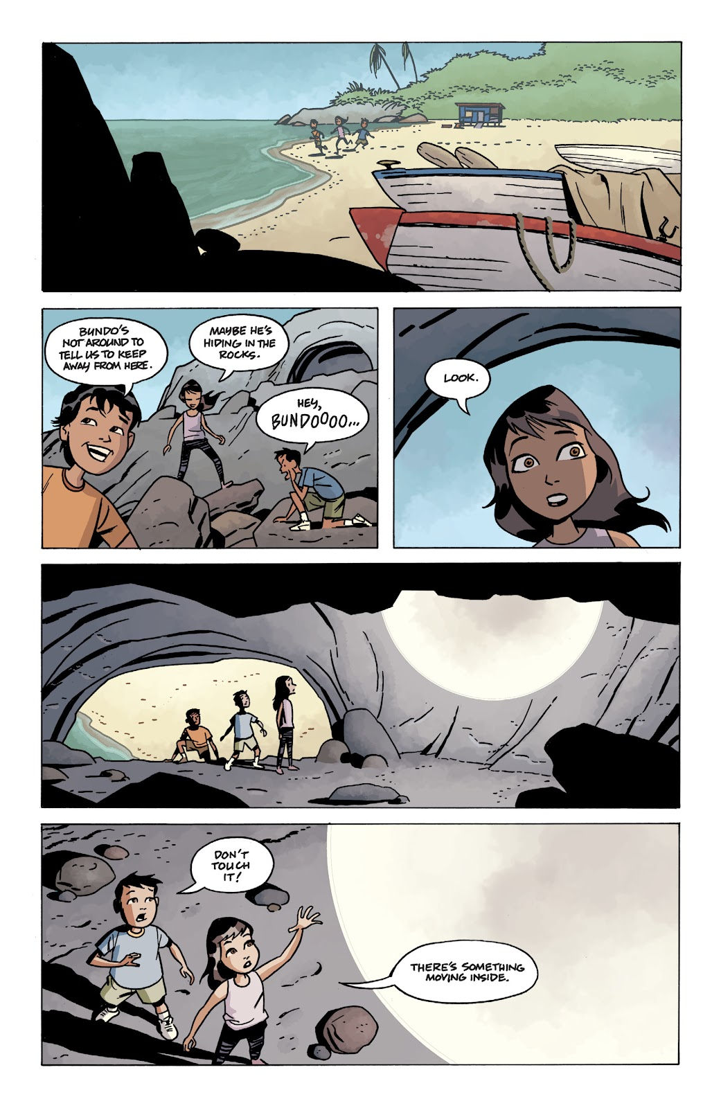 Read online The Twilight Children comic -  Issue #1 - 23