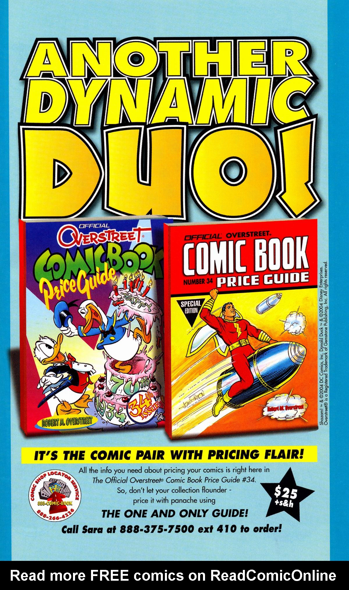 Read online Uncle Scrooge (1953) comic -  Issue #329 - 39