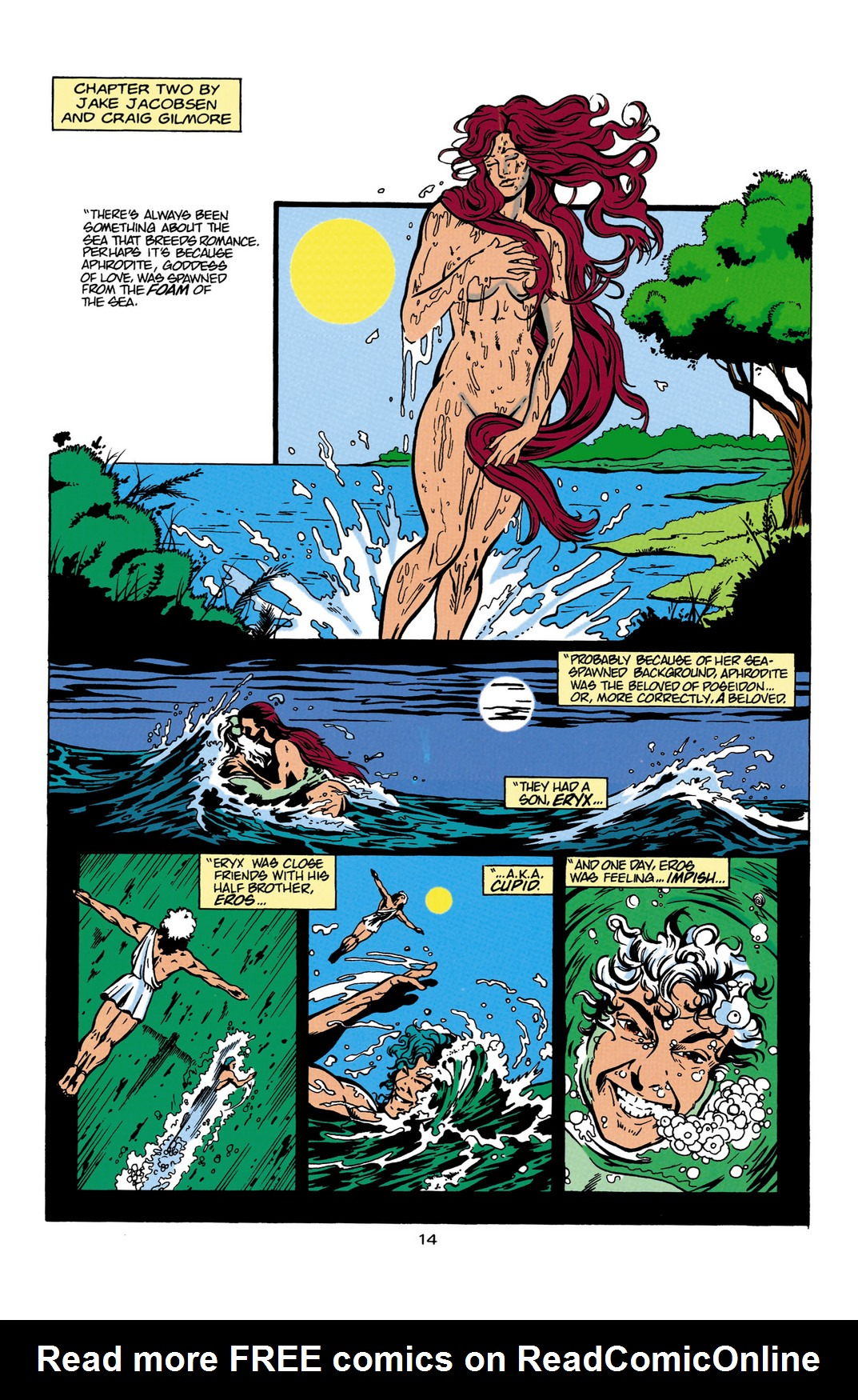 Read online Aquaman (1994) comic -  Issue #Aquaman (1994) _Annual 1 - 15